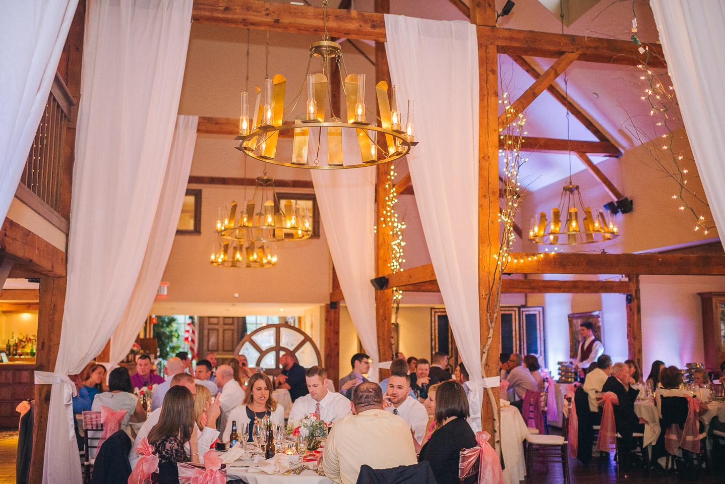 NH Wedding Photographer: wedding reception at BVI