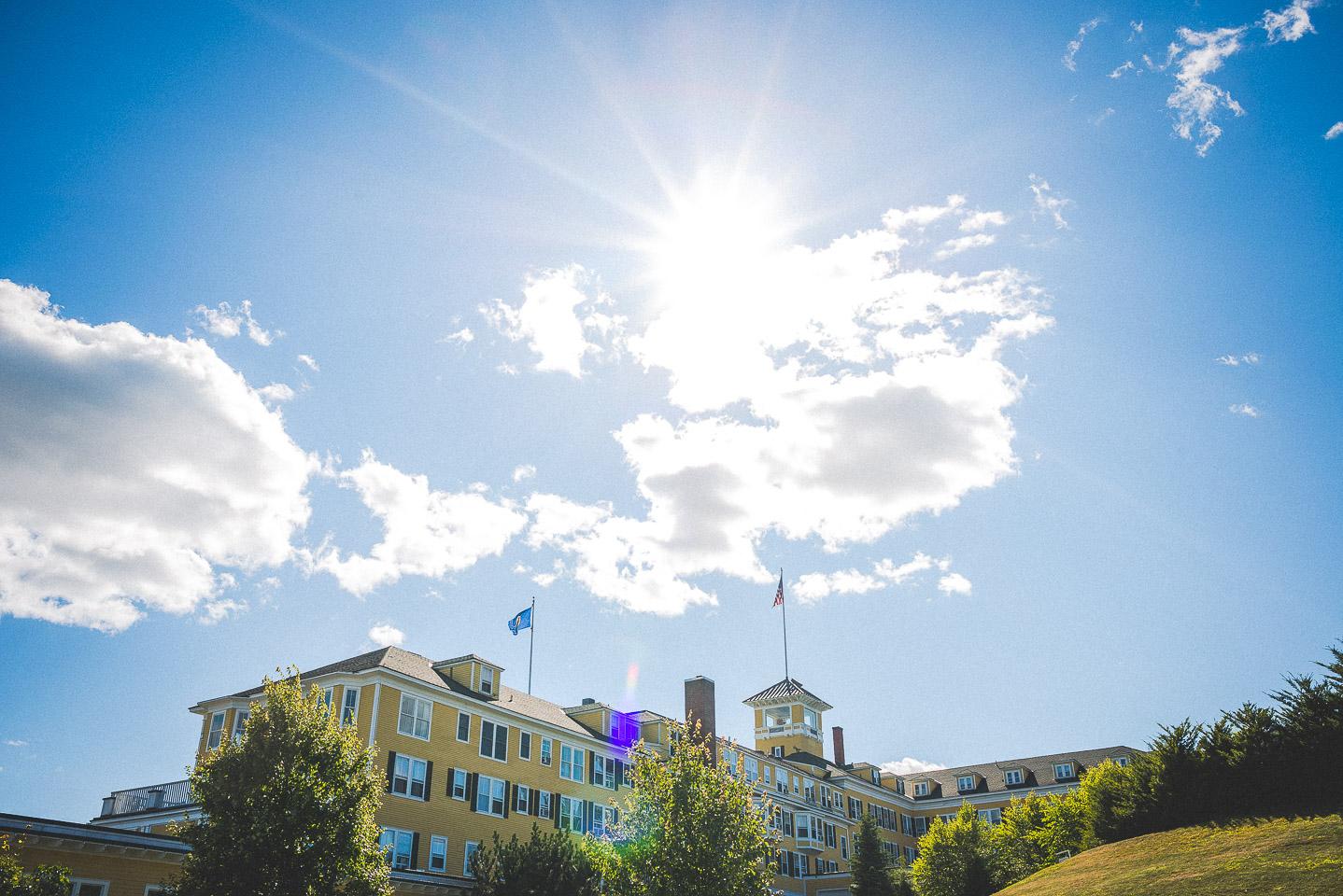 NH Wedding Photographer: Mountain View Grand Resort
