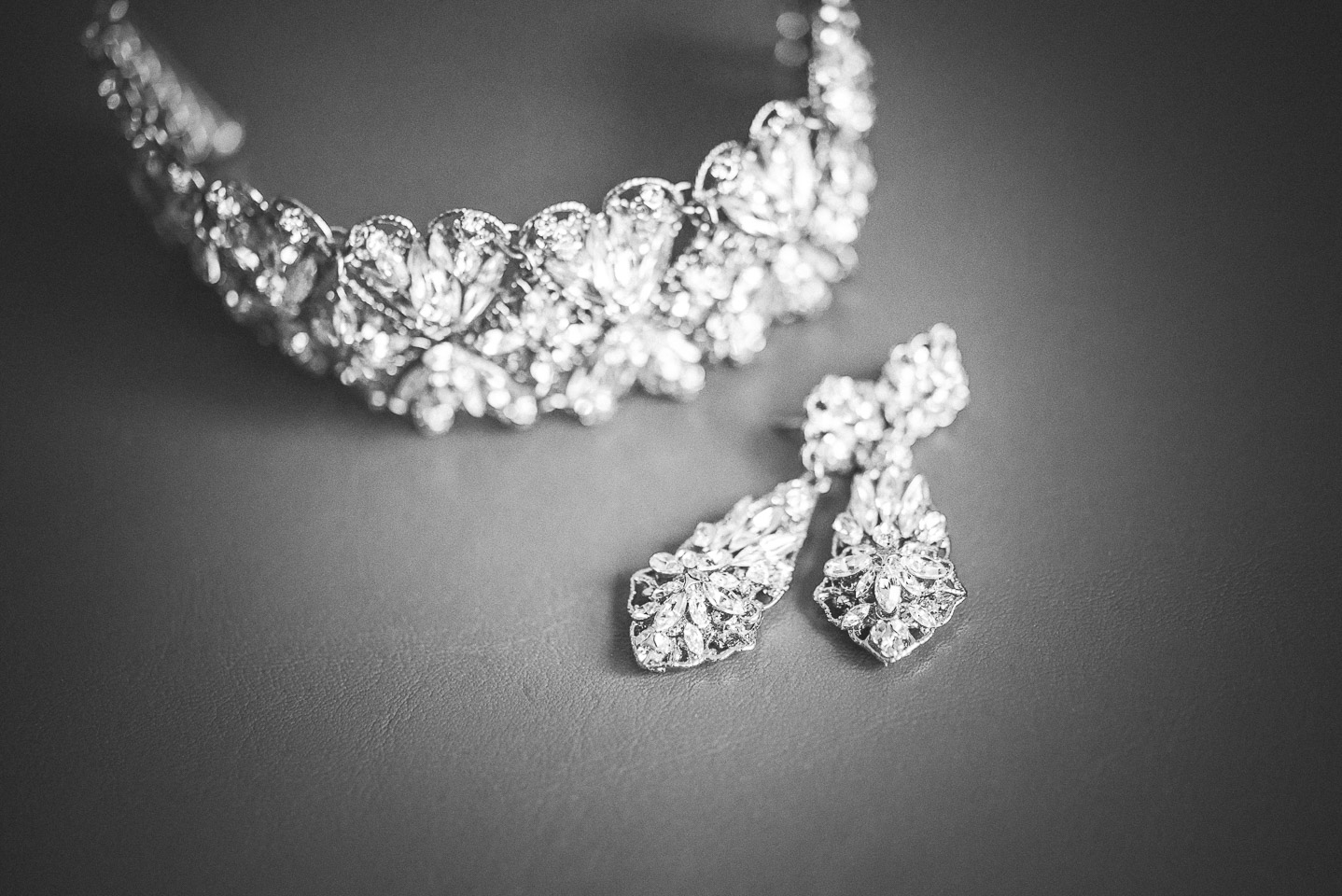 NH Wedding Photography: bride's jewelry