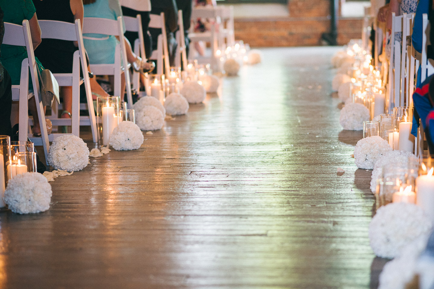 NH Wedding Photography: ceremony at Rivermill