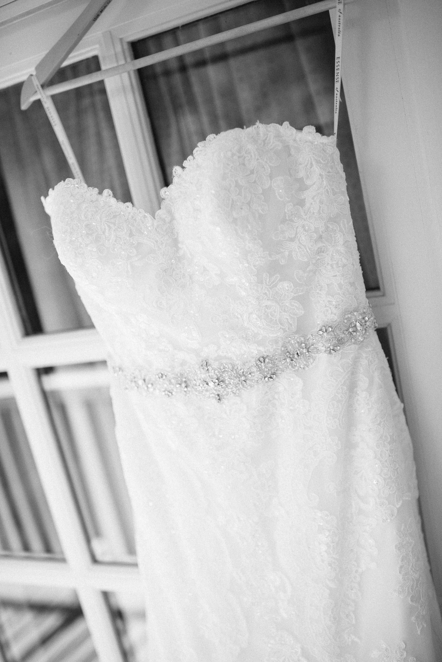 NH Wedding Photographer: Dress at BVI