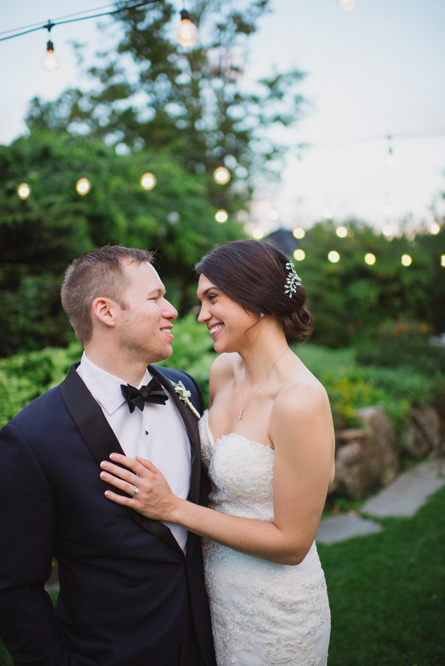 NH Wedding Photographer: bride and groom