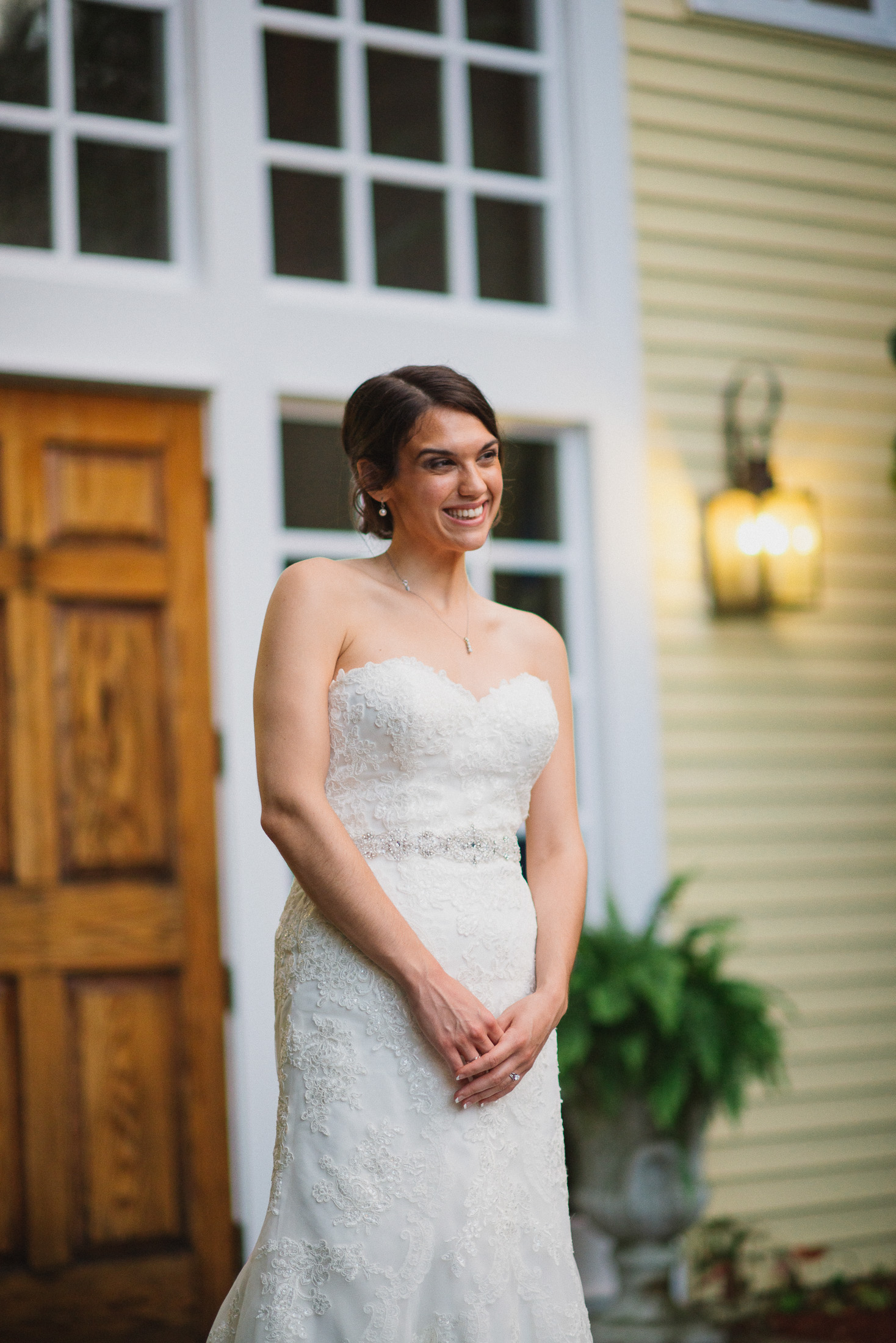 NH Wedding Photographer: bride in Bedford NH