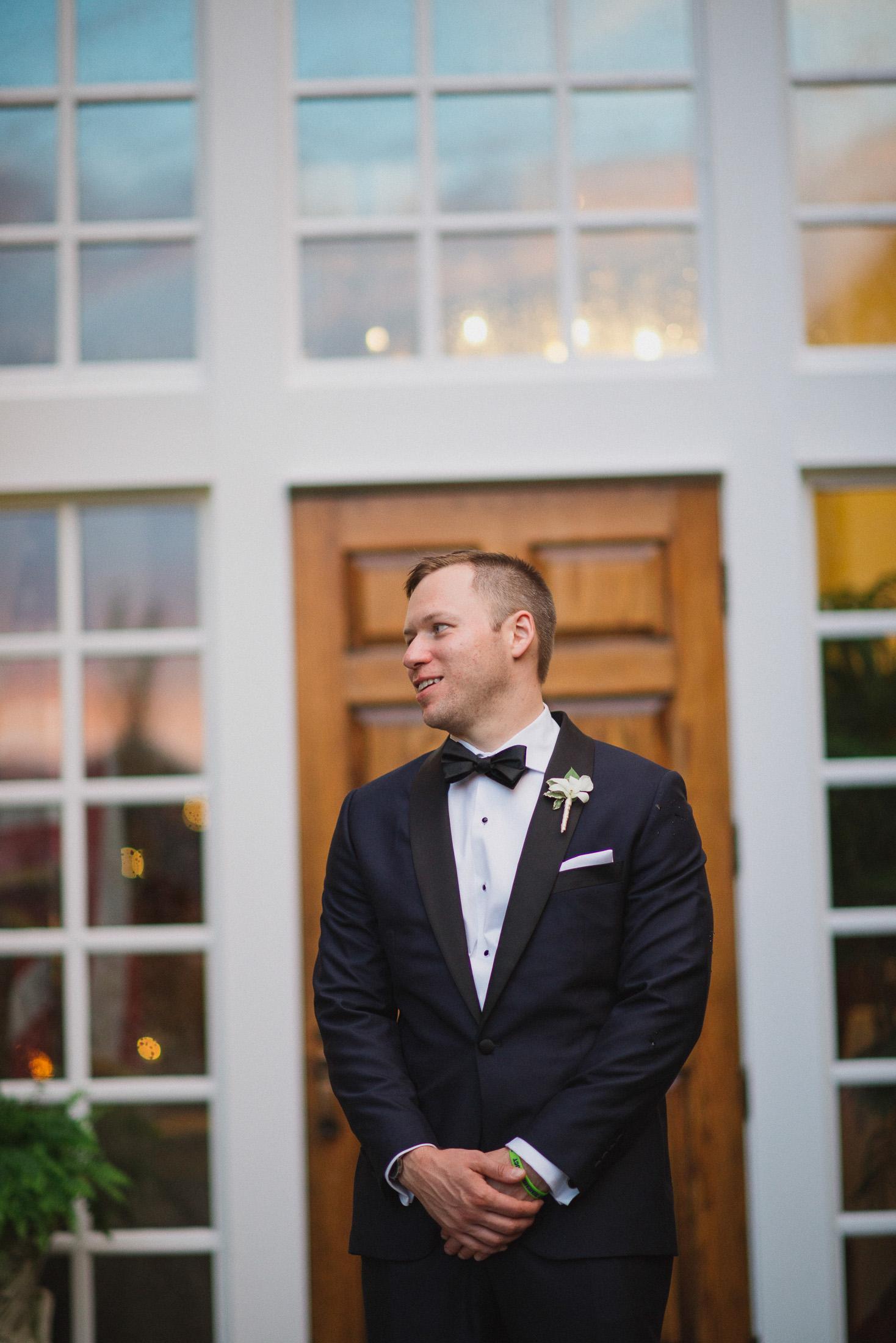 NH Wedding Photographer: groom at BVI