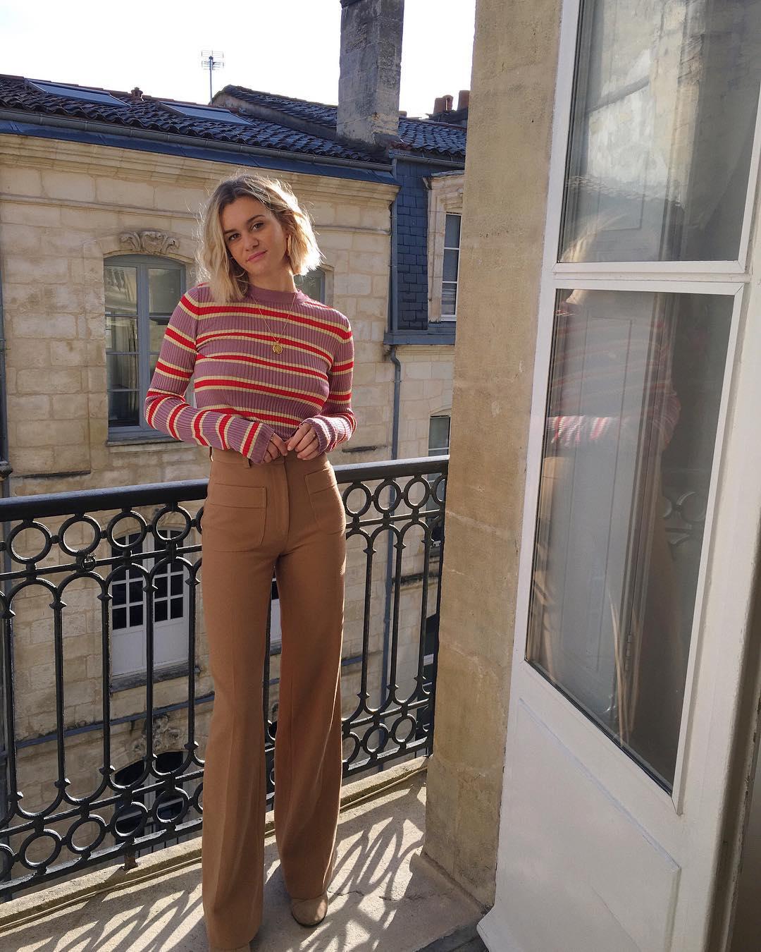 Copy of Wide pants
