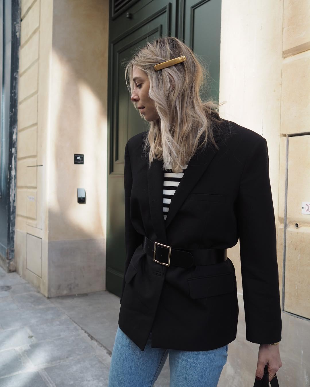 Long lined blazers