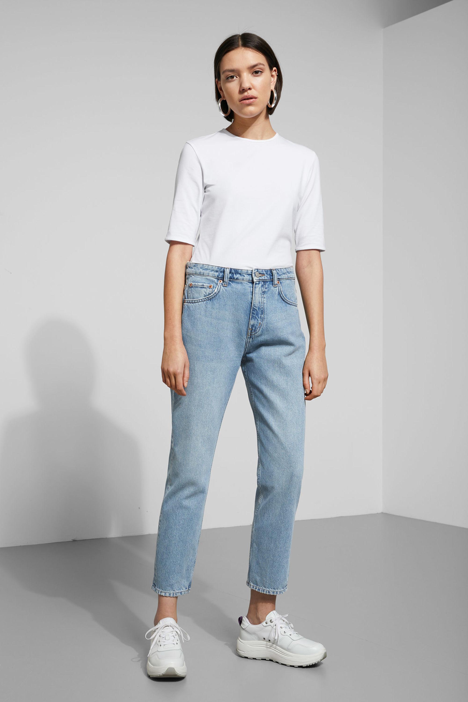Seattle week blue jeans