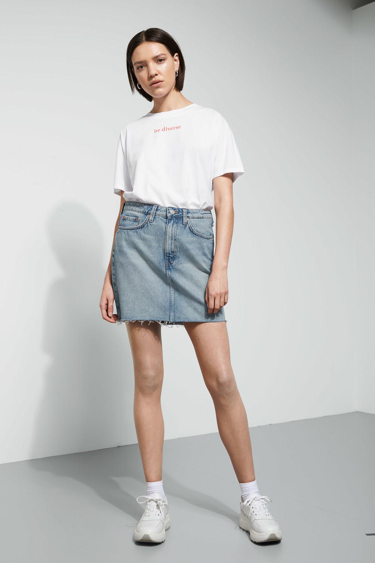 Wend Week Blue Skirt