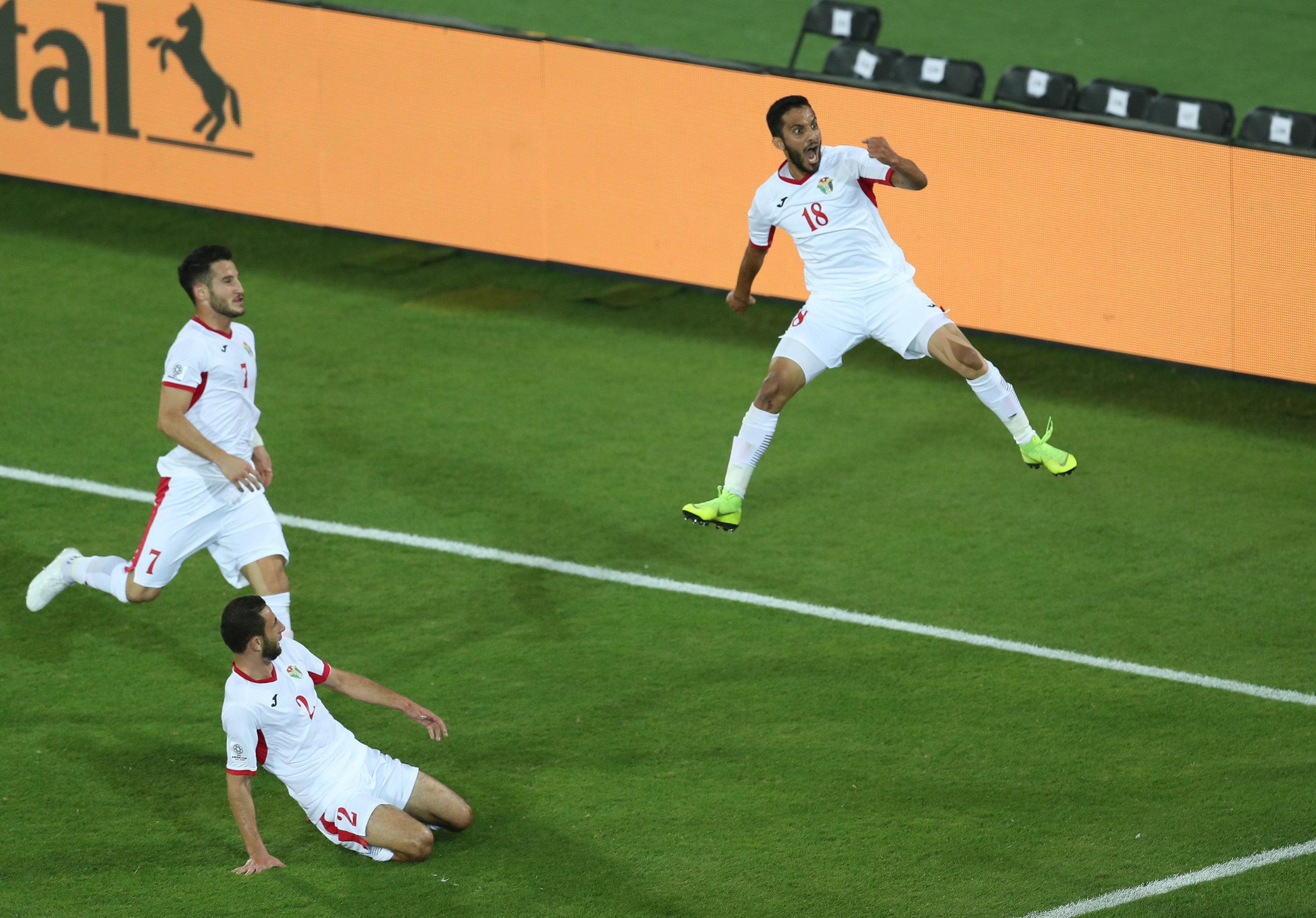Muas Al-Taamari, keep his place as Jordan's leader (Asian Football Confederation (AFC))