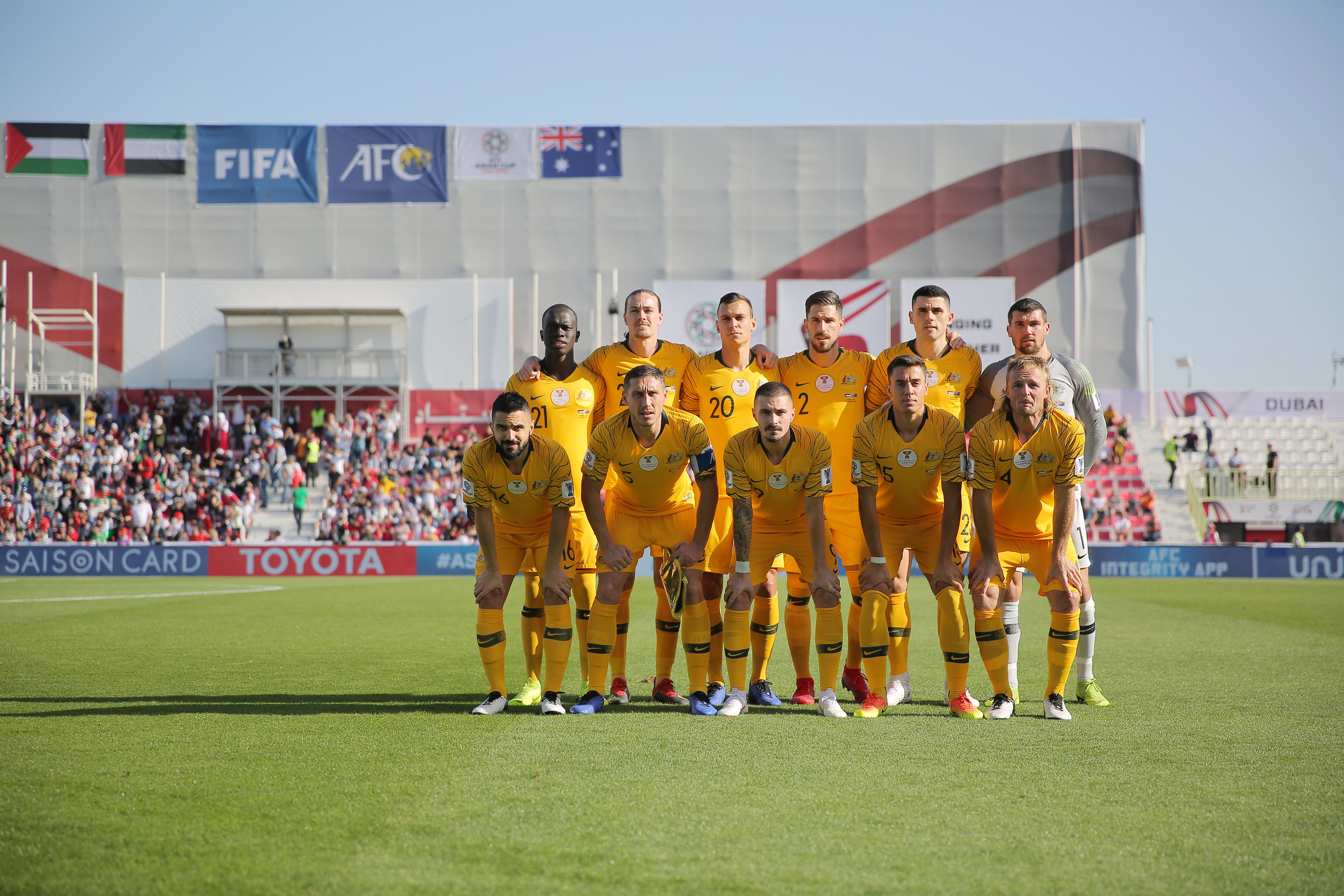 Australia, need at least a draw to avoid an early exit (Asian Football Confederation (AFC))
