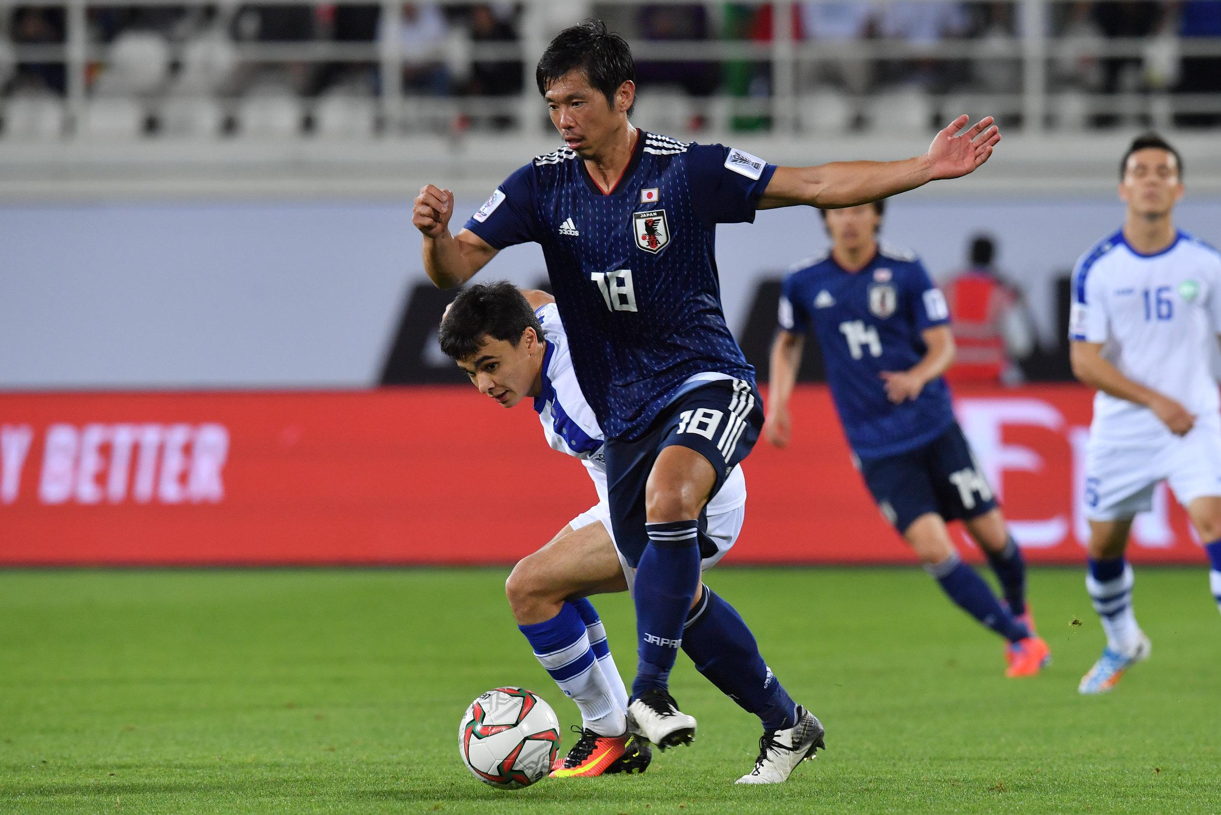 Tsukasa Shiotani, scored a winning goal in a familiar place (Asian Football Confederation (AFC))