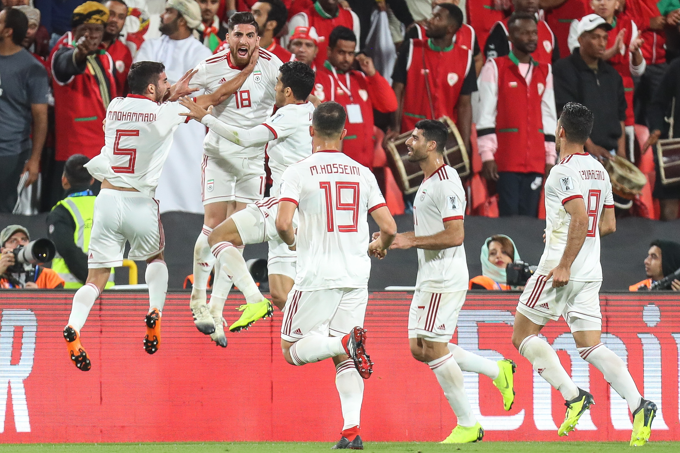 Iran, all the way to the next stage (Asian Football Confederation (AFC))