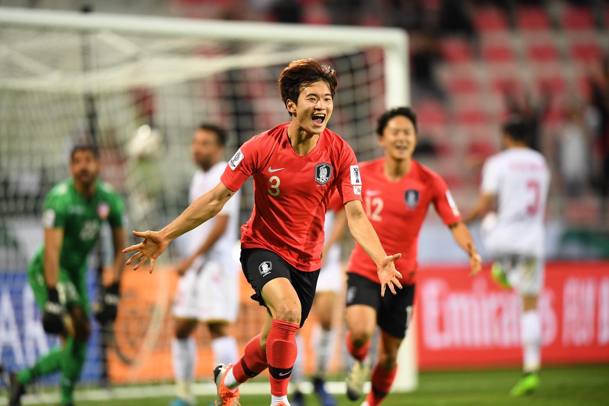 Kim Jin-Su, the late substitue scored a winning goal (Asian Football Confederation (AFC))