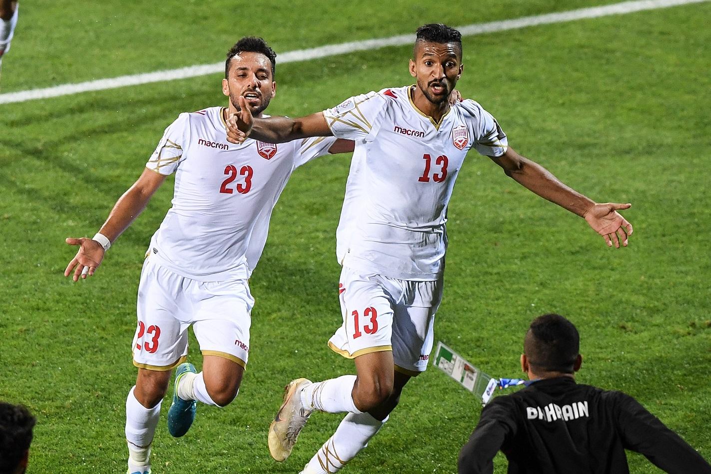 Mohamed Al-Romaihi, almost shocked South Korea tonight (Asian Football Confederation (AFC))