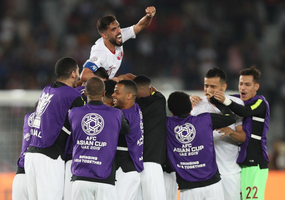 Qatar, celebrating until the end (Asian Football Confederation (AFC))