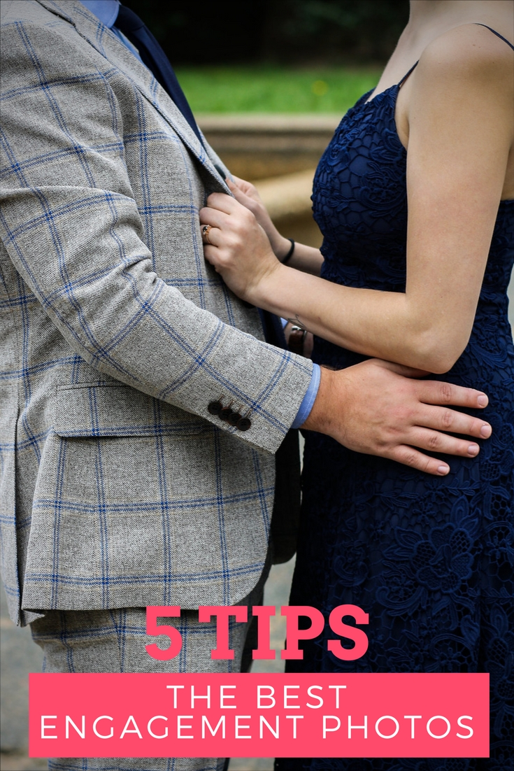 Best Engagement Photo Tips