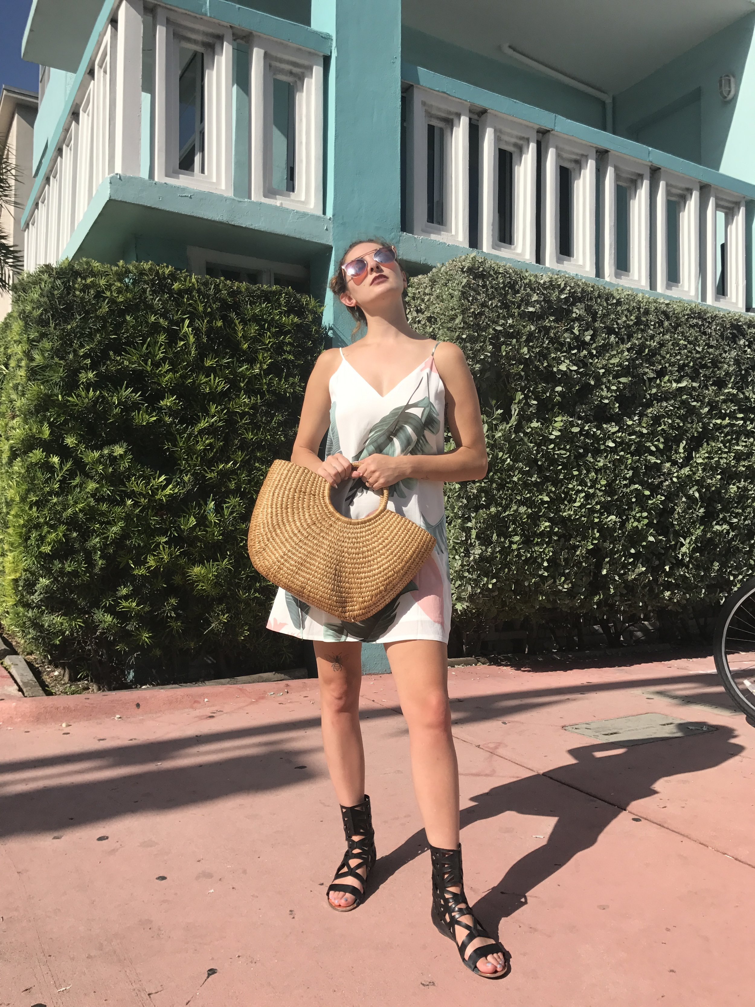 Art Deco Miami Style Blogger