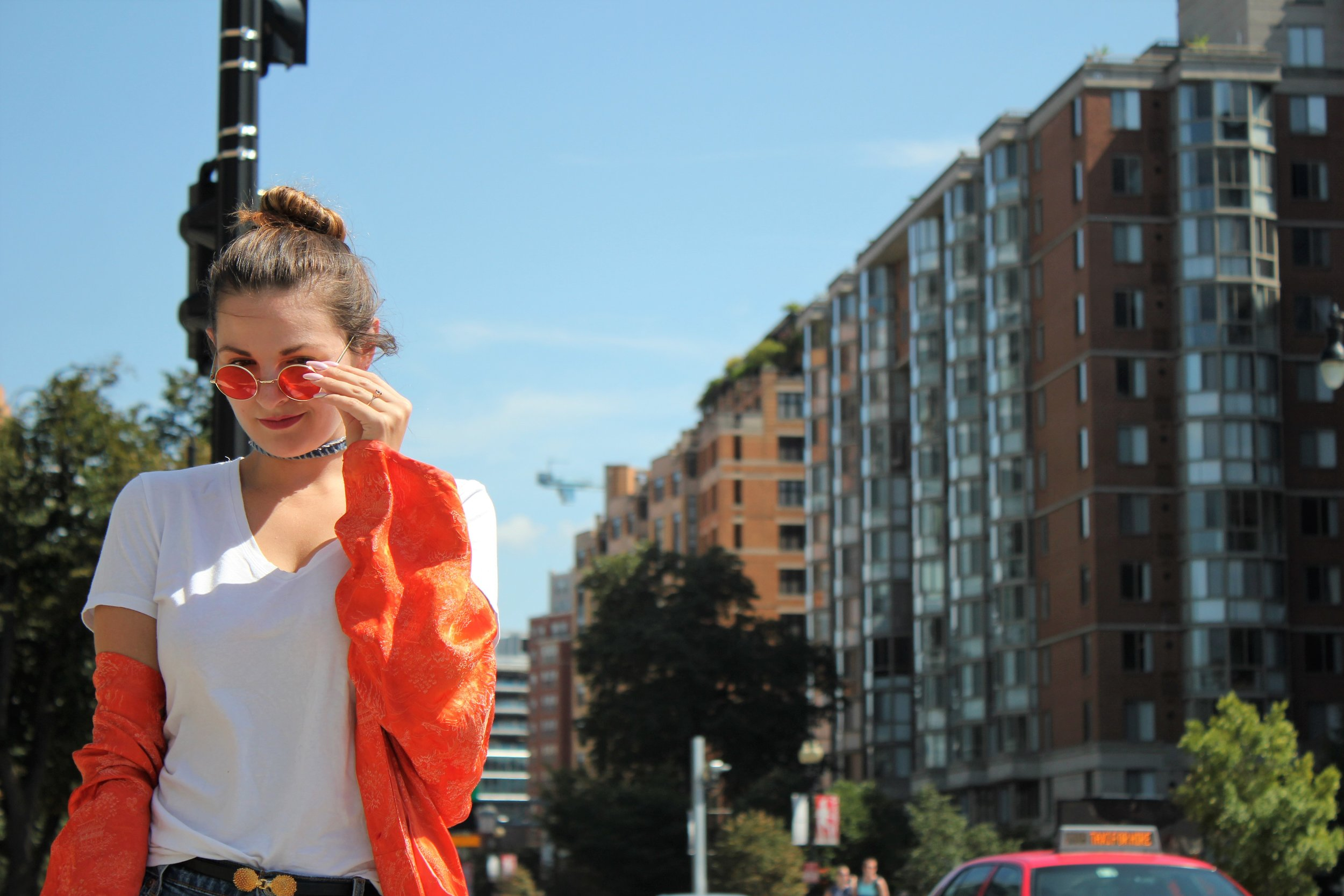 DC Style Blogger
