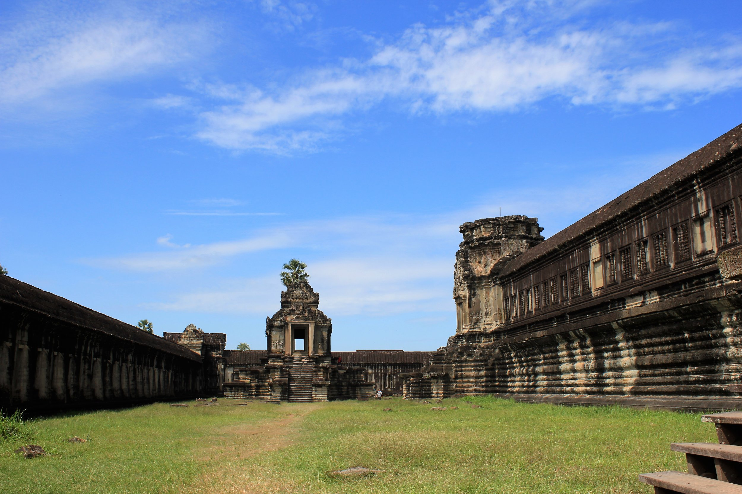 The Angkor Wat Complex