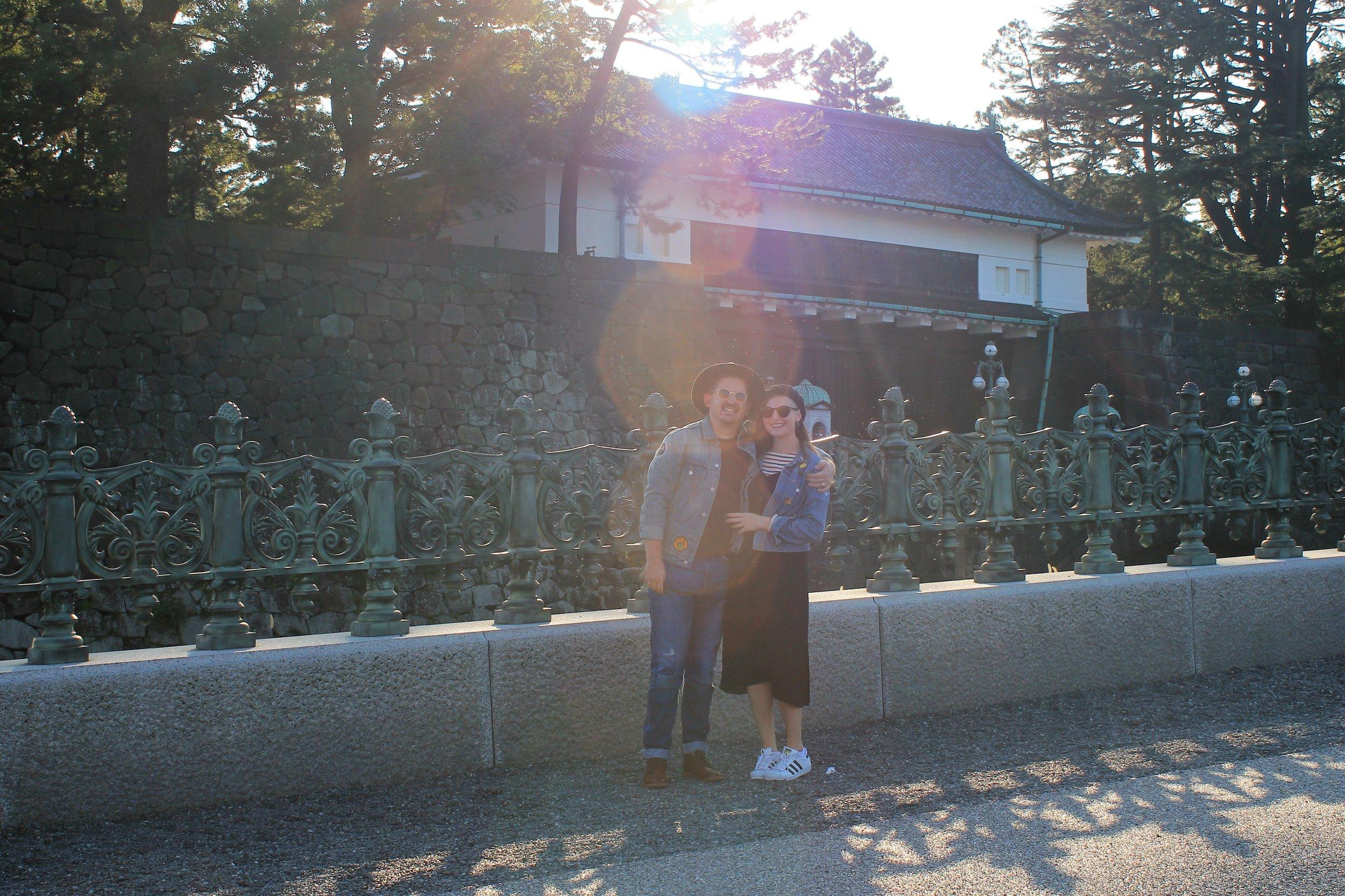 Tokyo Honeymoon
