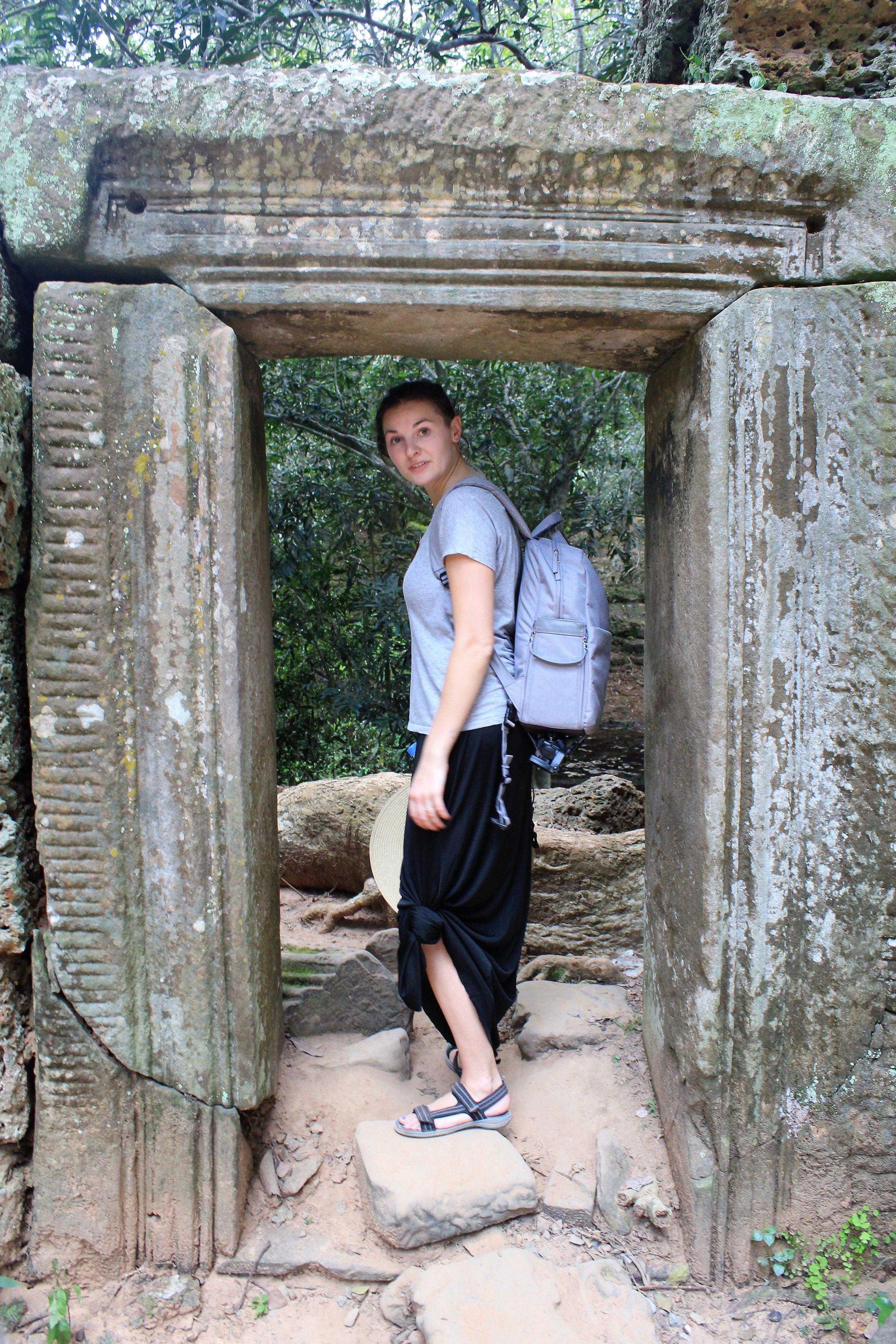 Sahra Angkor Wat