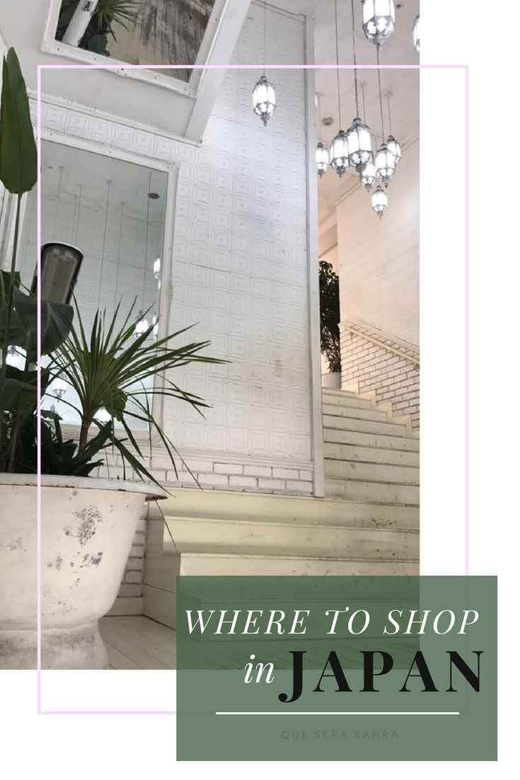 Best Shopping in Japan - Vintage, New, and Lifestyle