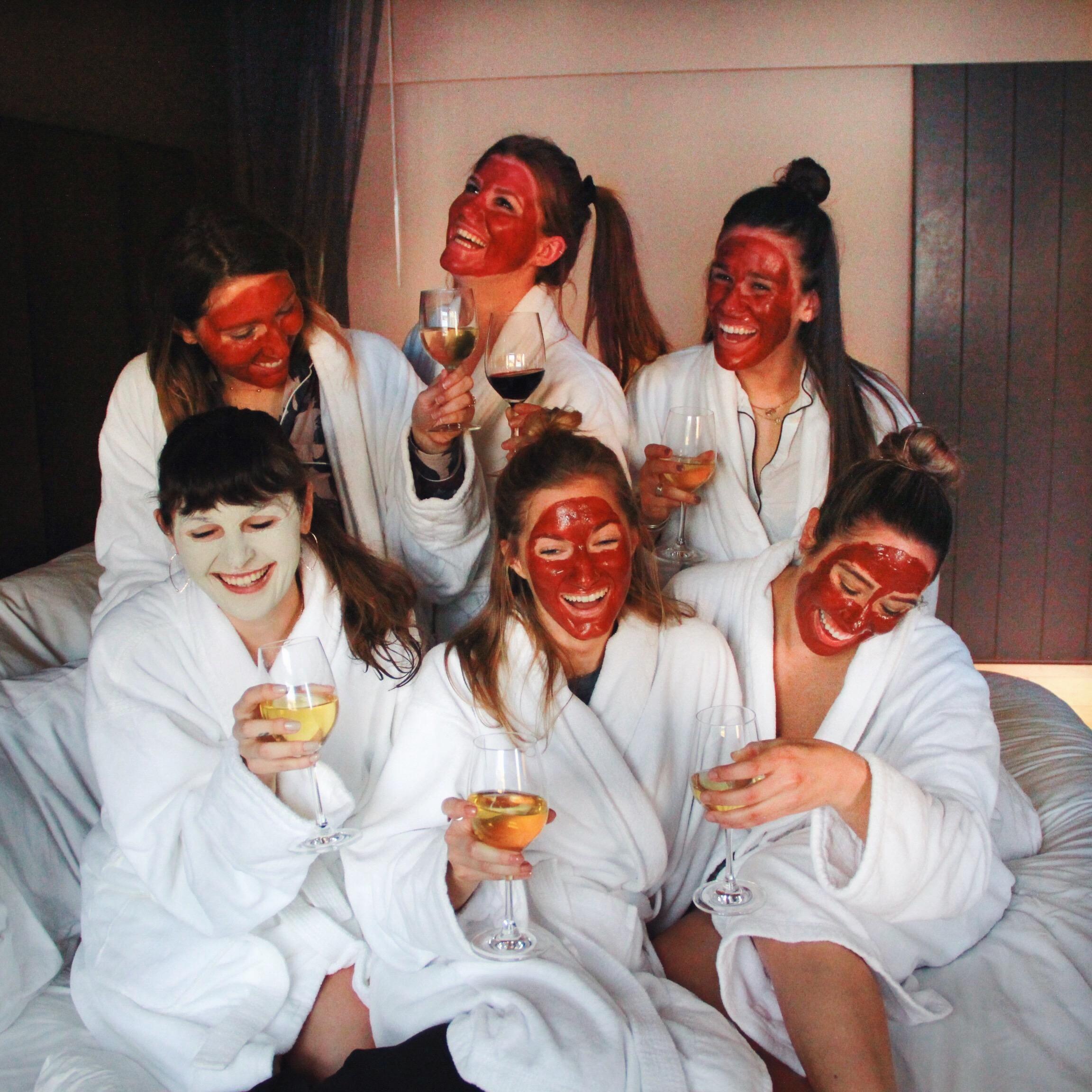 Girls Wine Country Getaway to Andaz Napa with Natura Culina