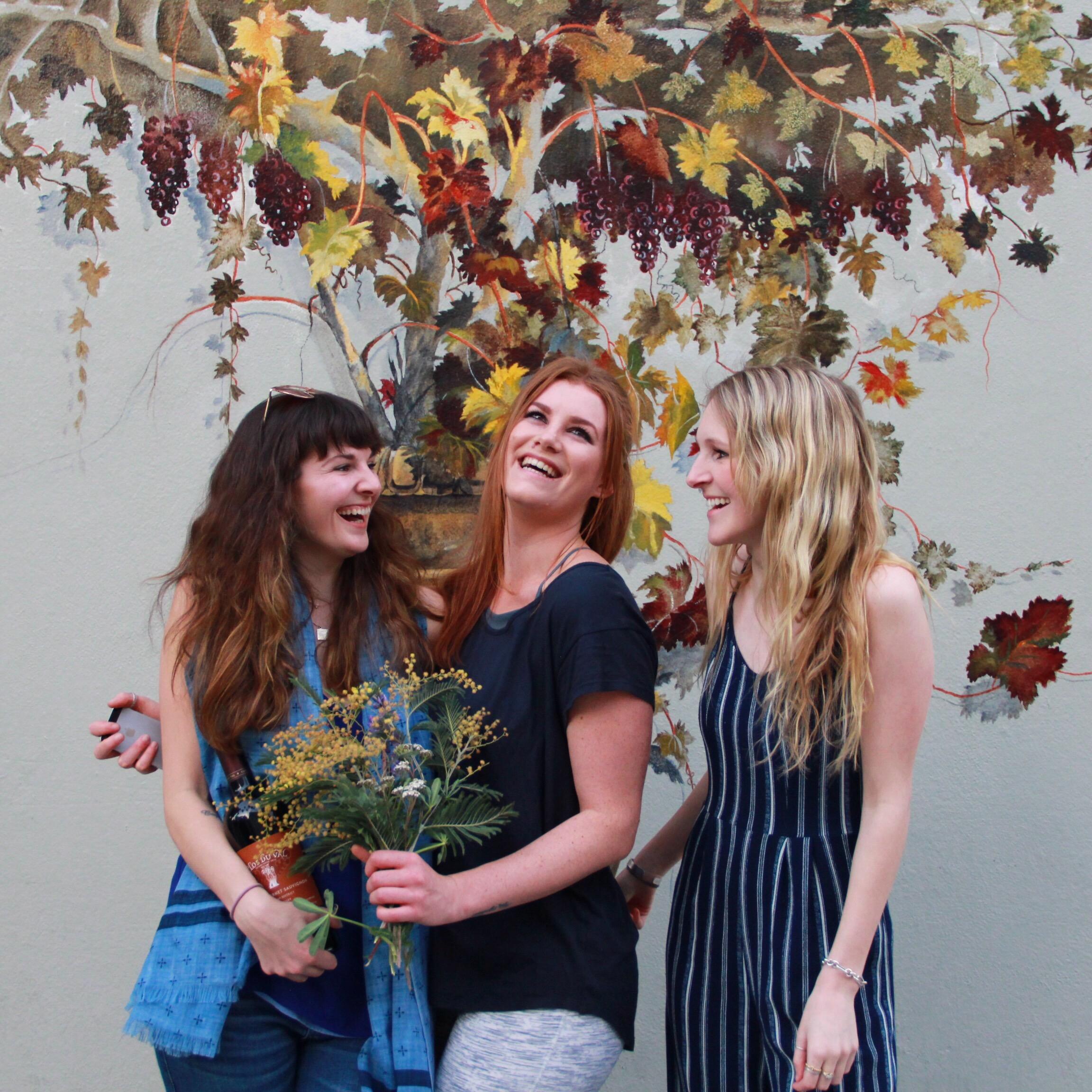 Girls Getaway to Wine Country - Andaz Napa