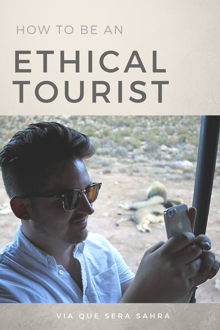 How to Choose an Animal Friendly African Safari - Ethical Travel Tourism by Que Sera Sahra