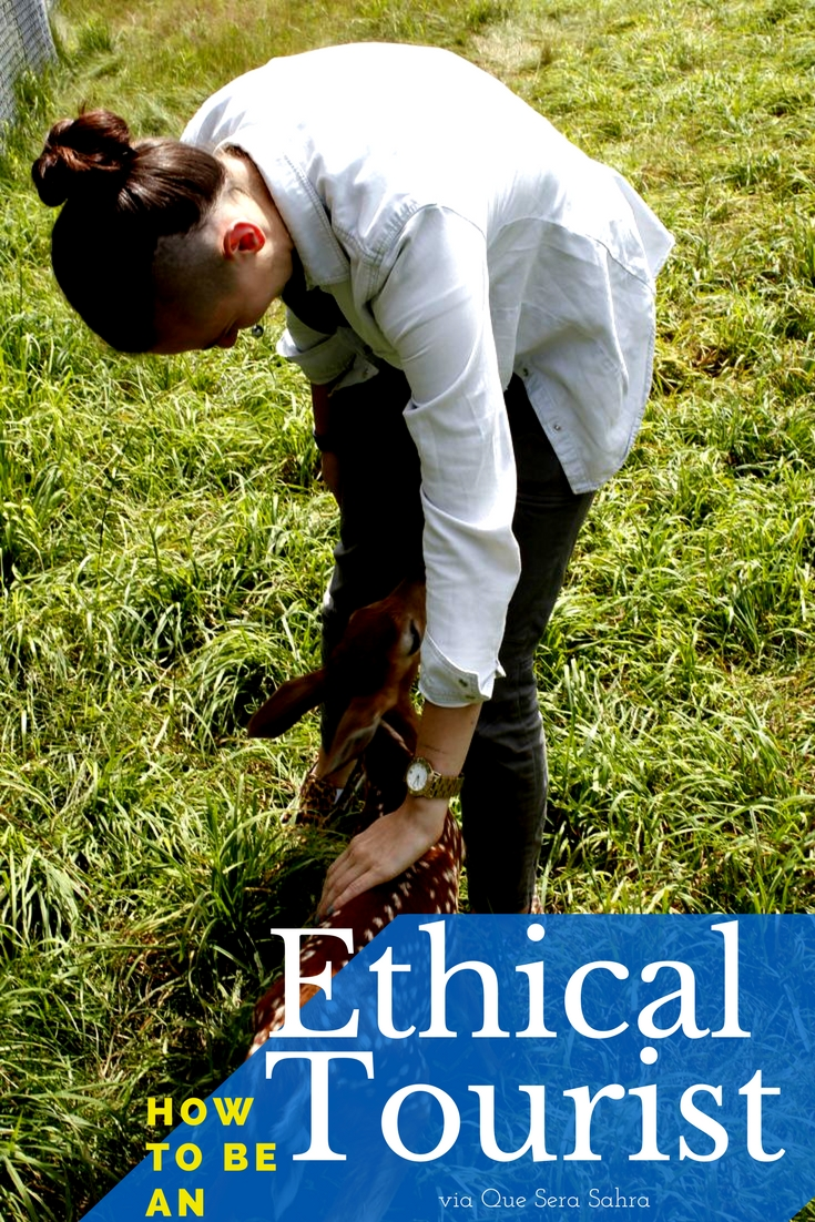 Tips for Being an Ethical Tourist