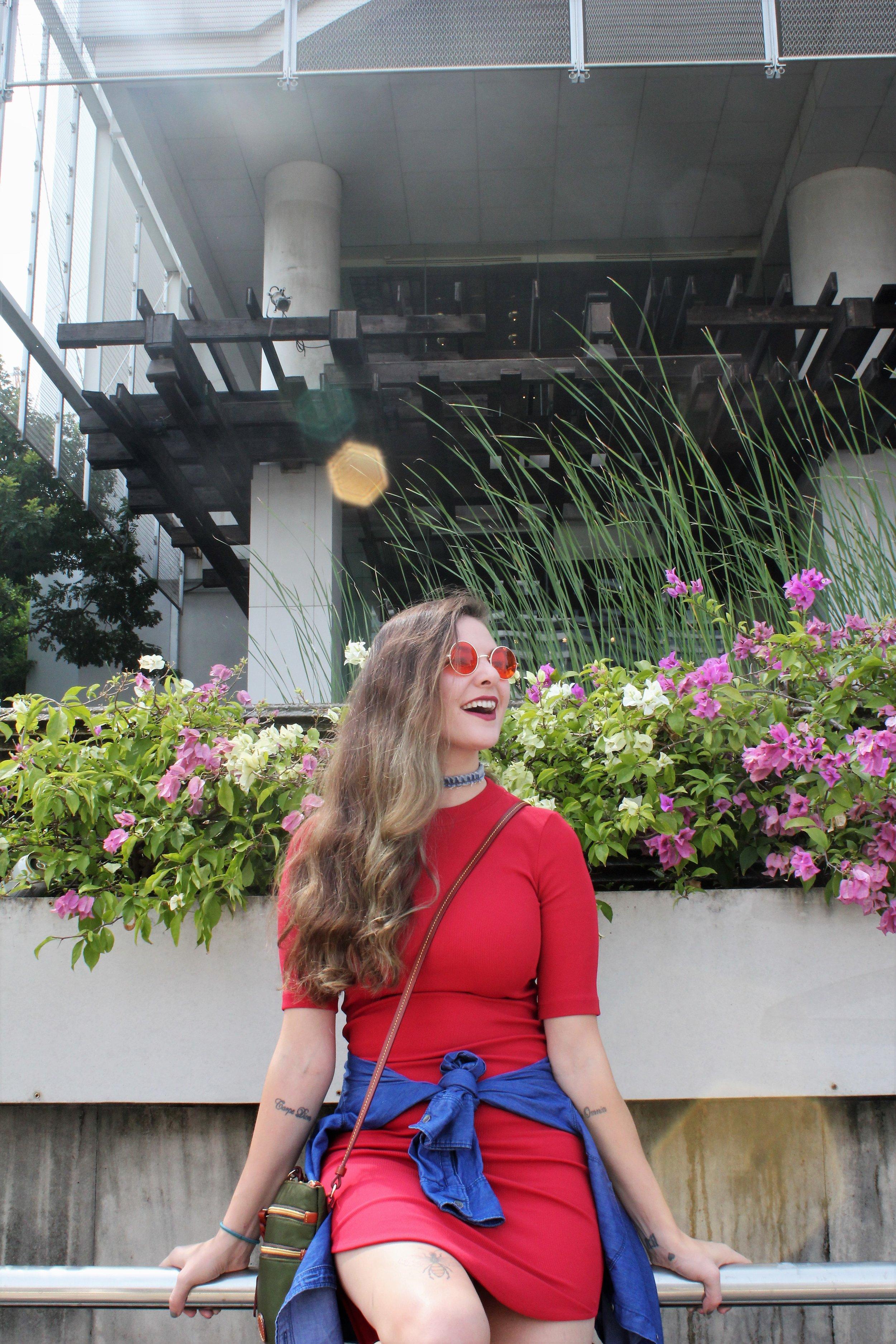 Style Blogger Que Sera Sahra
