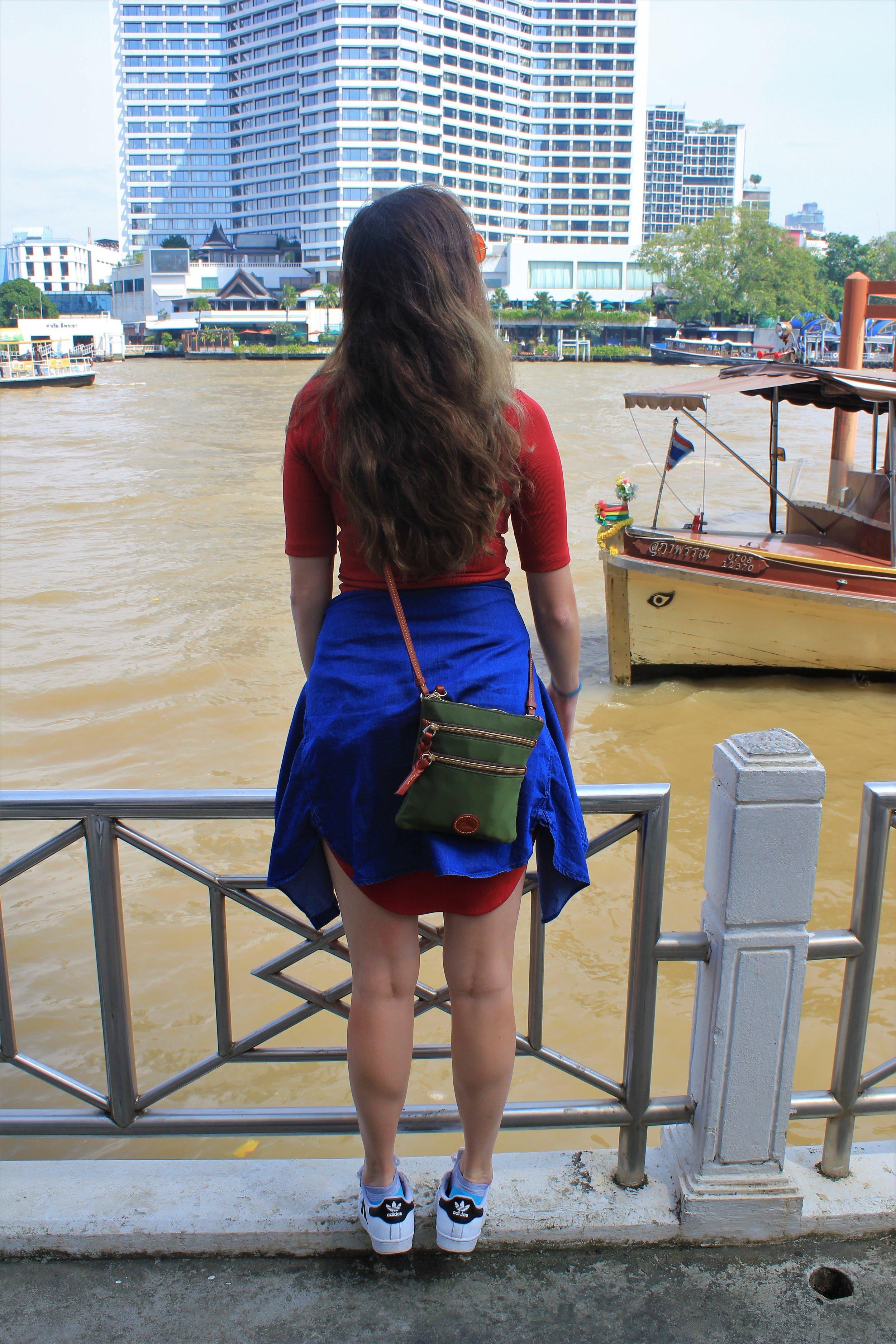 Summer Style in Bangkok Thailand
