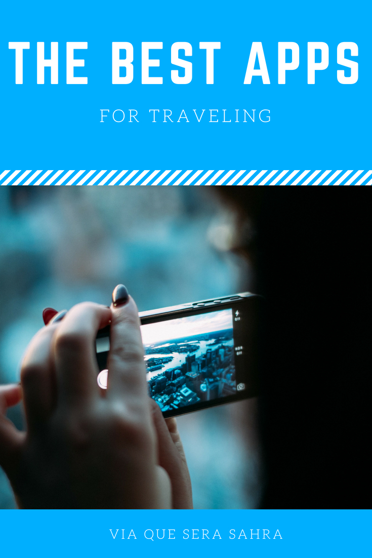 The Best Apps to Use While Traveling