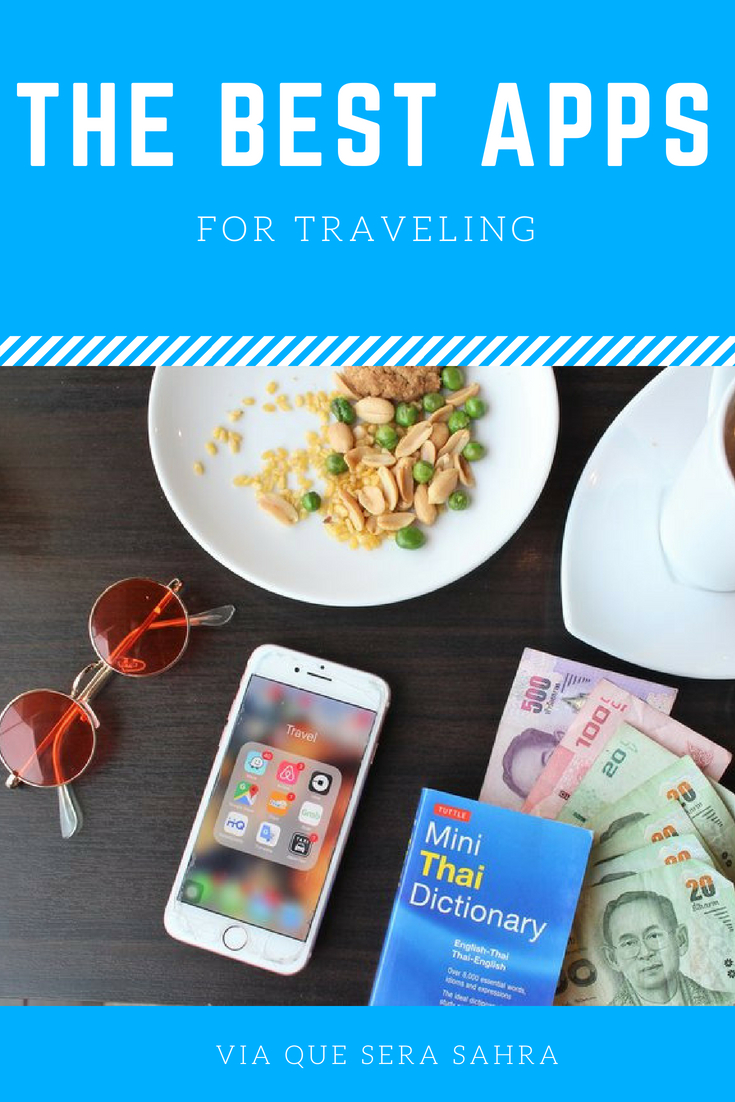 The Best Apps for Traveling the World