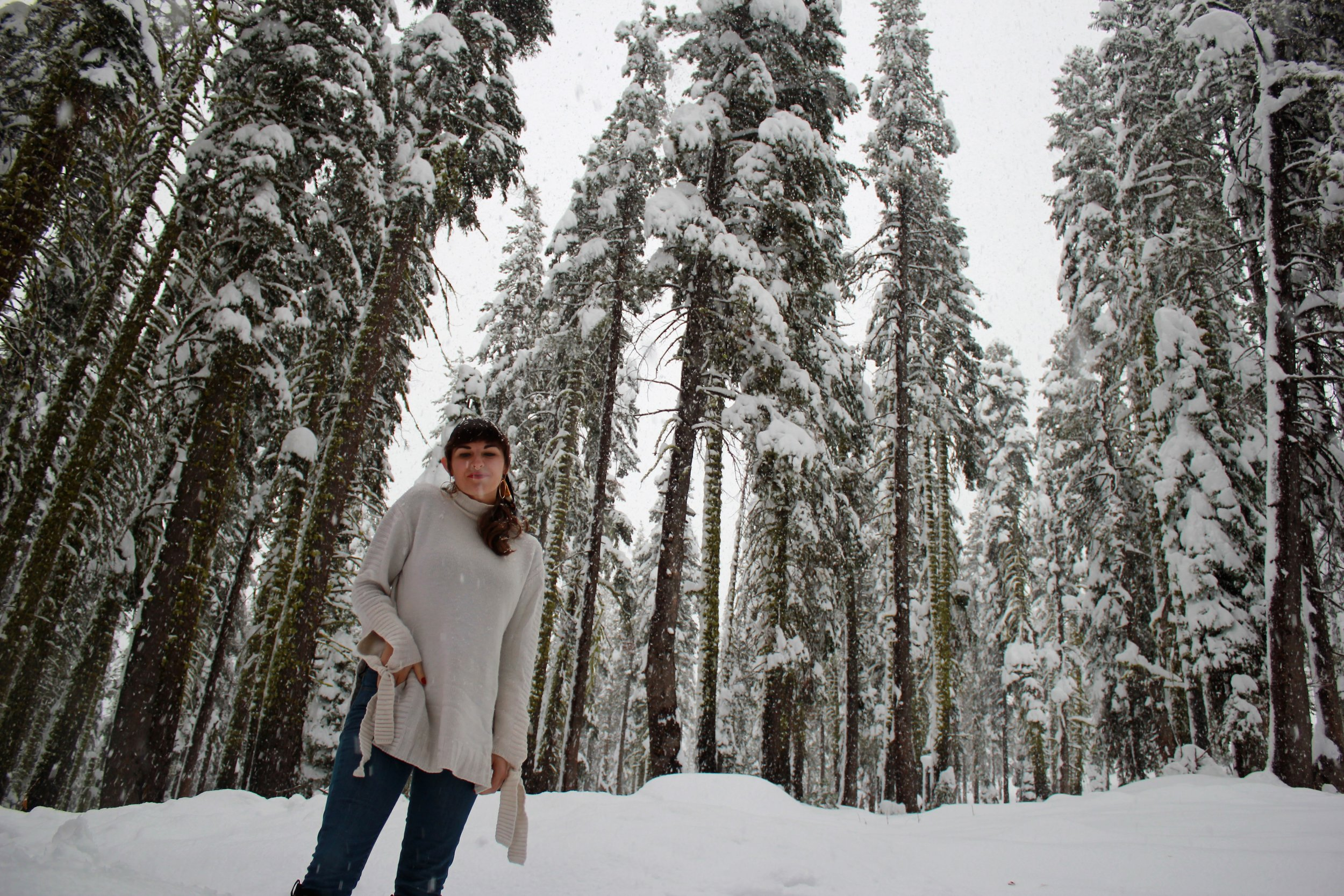 Cozy Winter Style in Tahoe, California