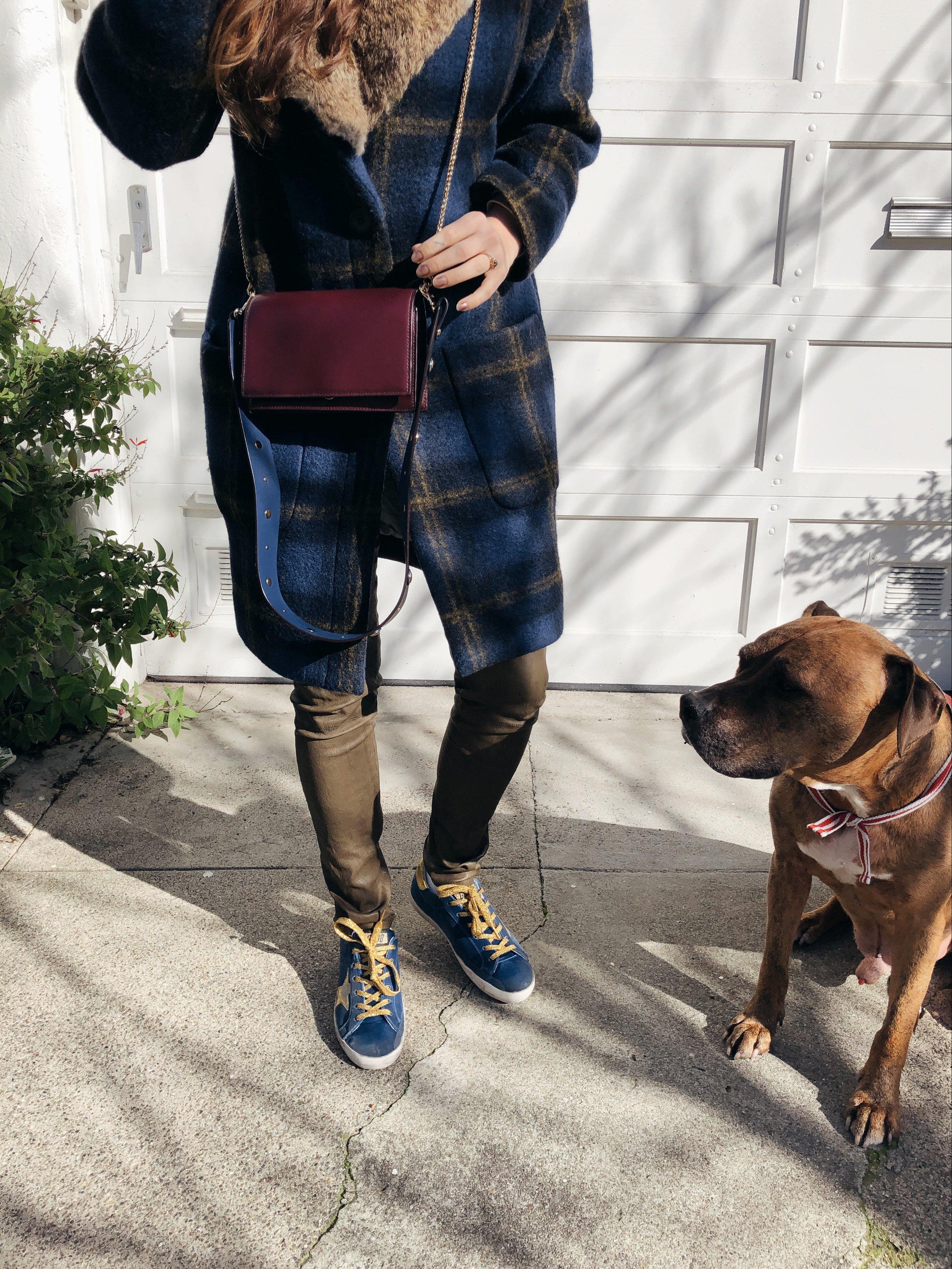 Luxe Style on a Budget via Que Sera Sahra