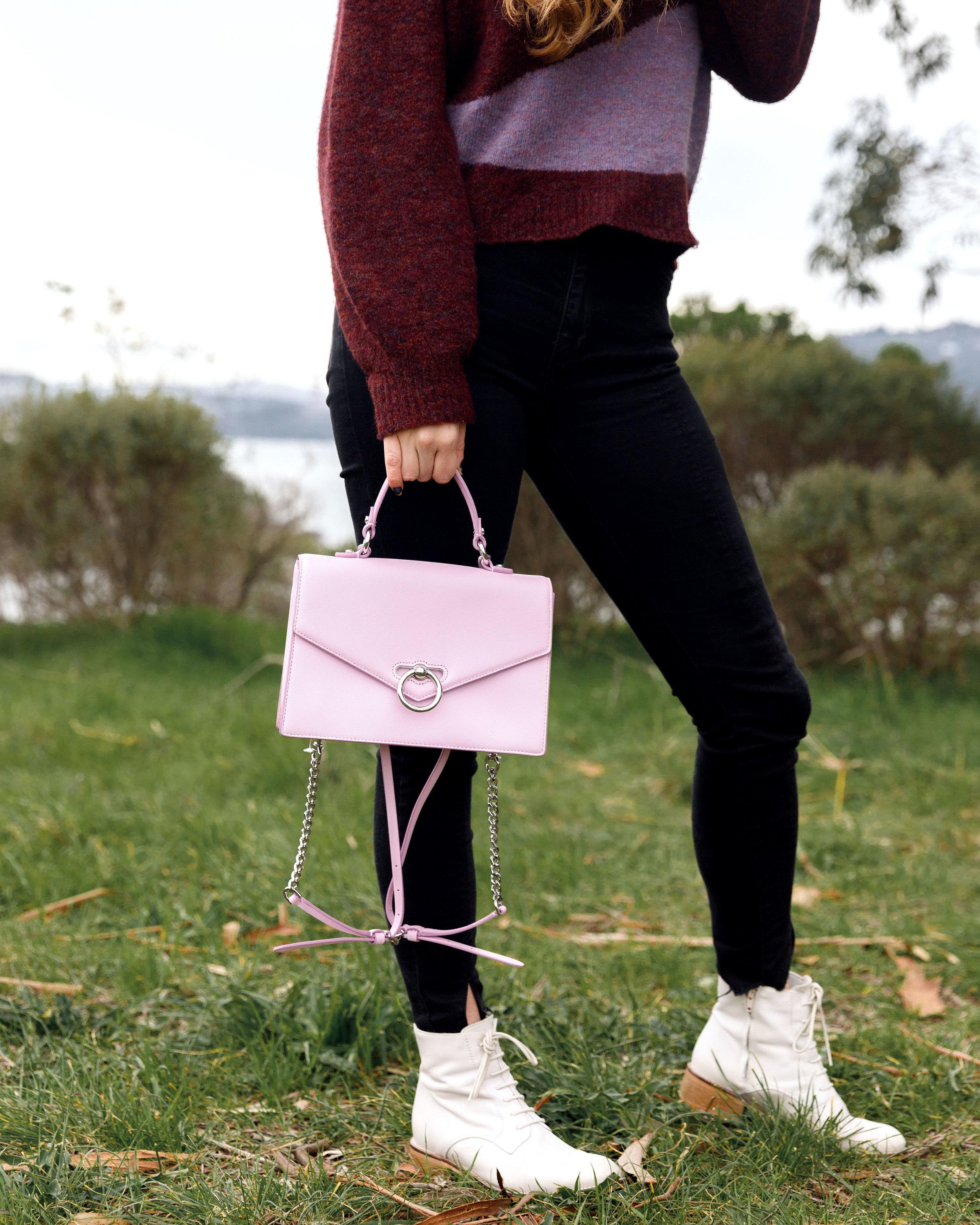 Cute Travel Backpack - Rebecca Minkoff