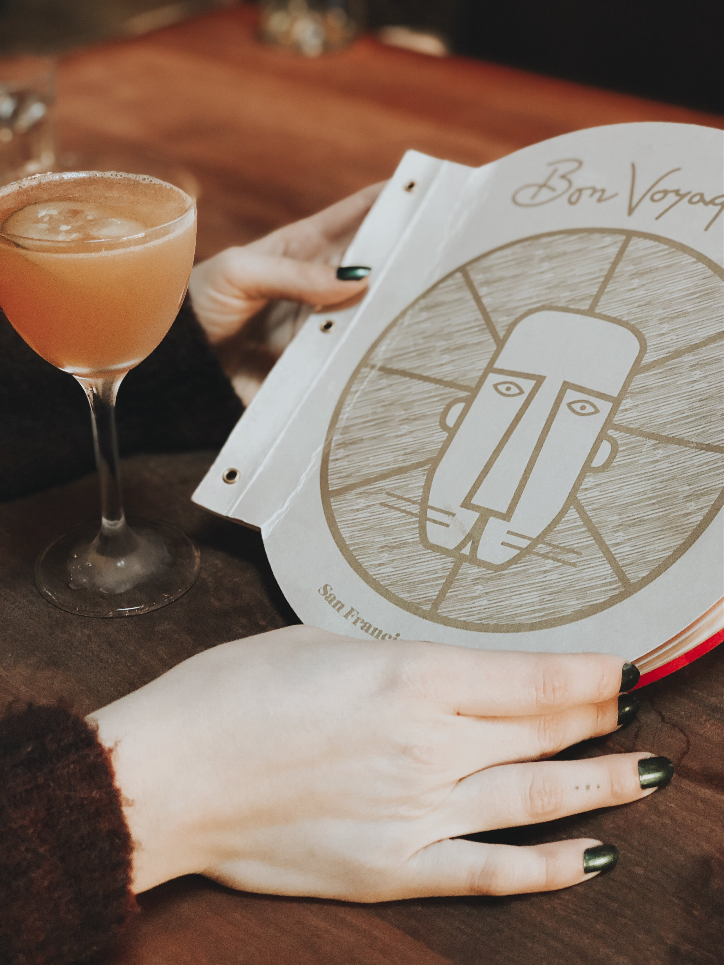 Bon Voyage is a must for inventive cocktails in San Francisco