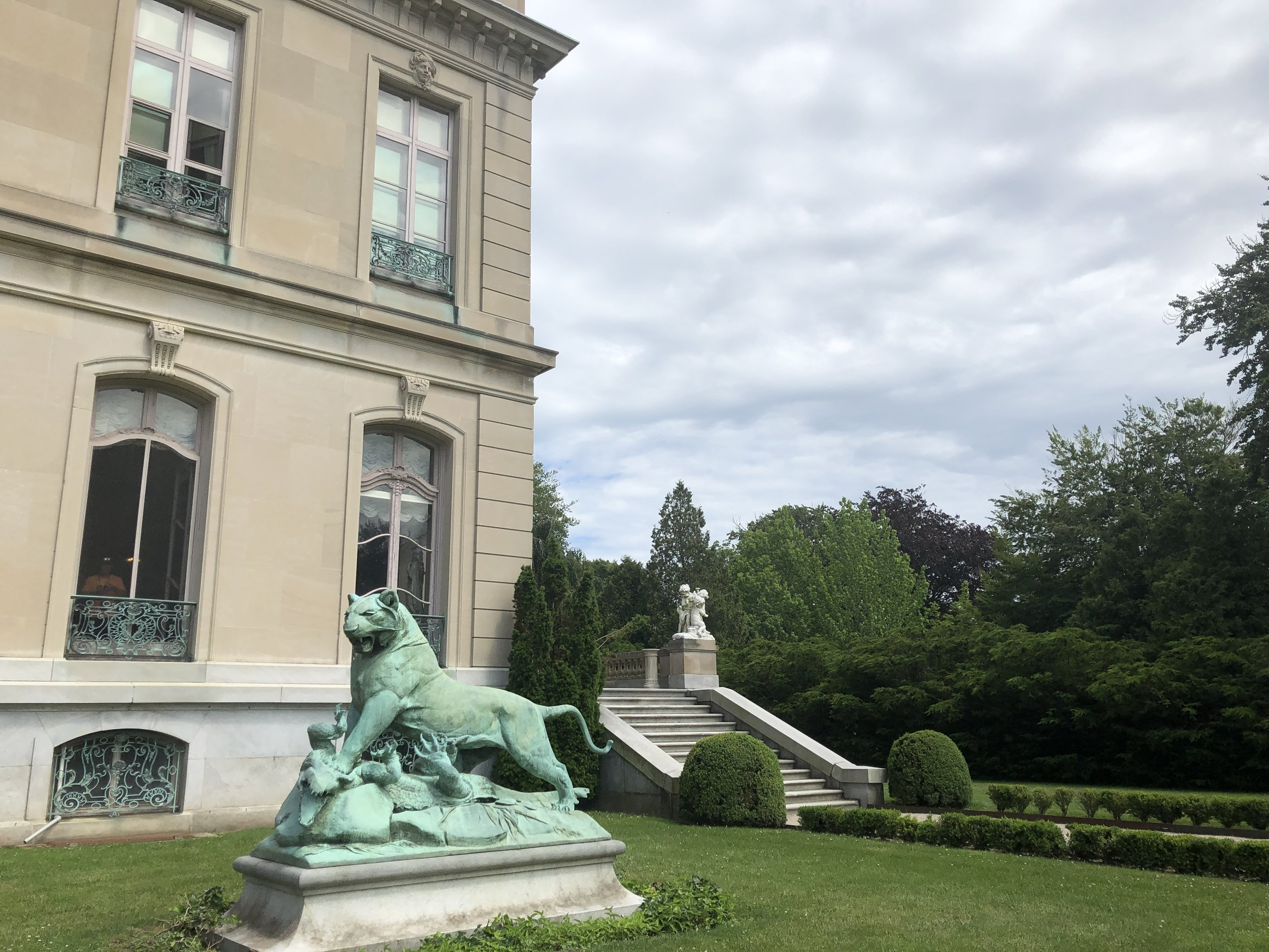 The Elms Mansion / Newport Travel guide