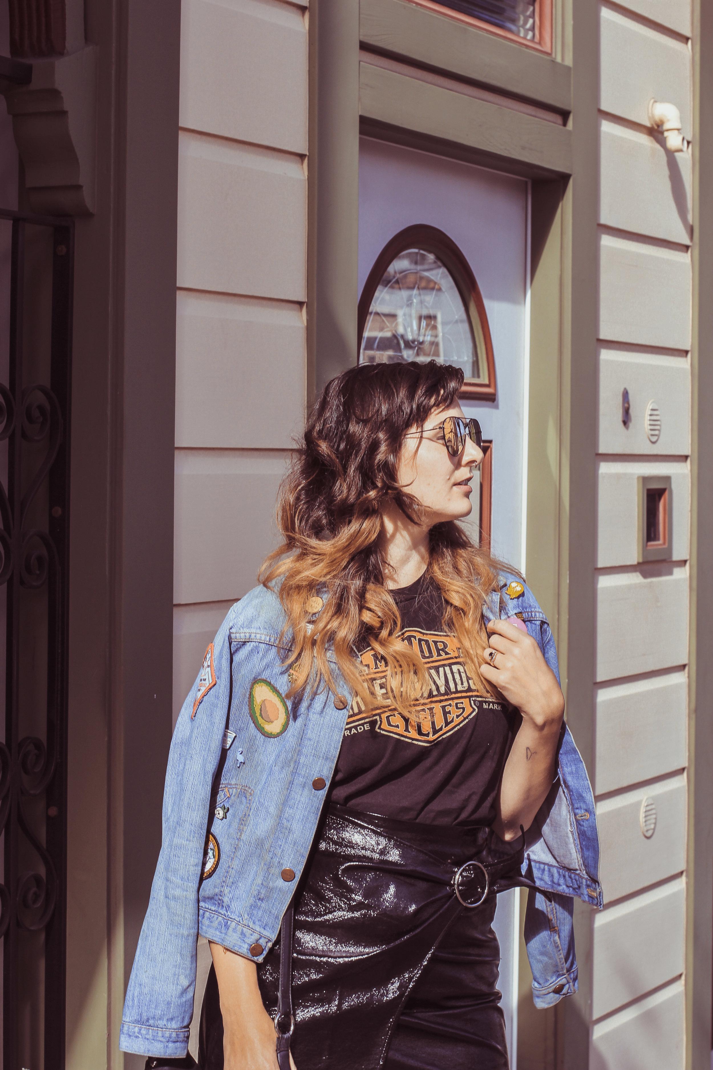 SF Style Blogger Que Sera Sahra
