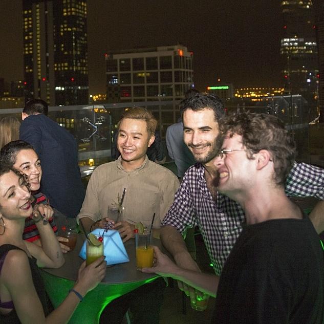 Saigon Nightlife - Rooftop Bar