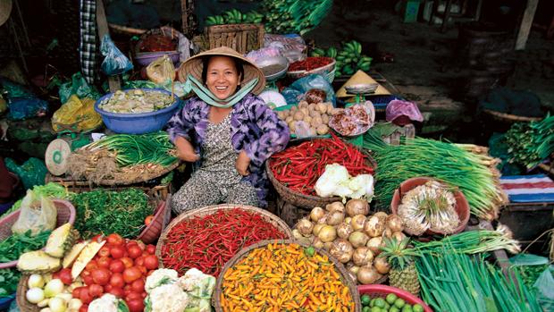 Saigon Street Food Tour Market