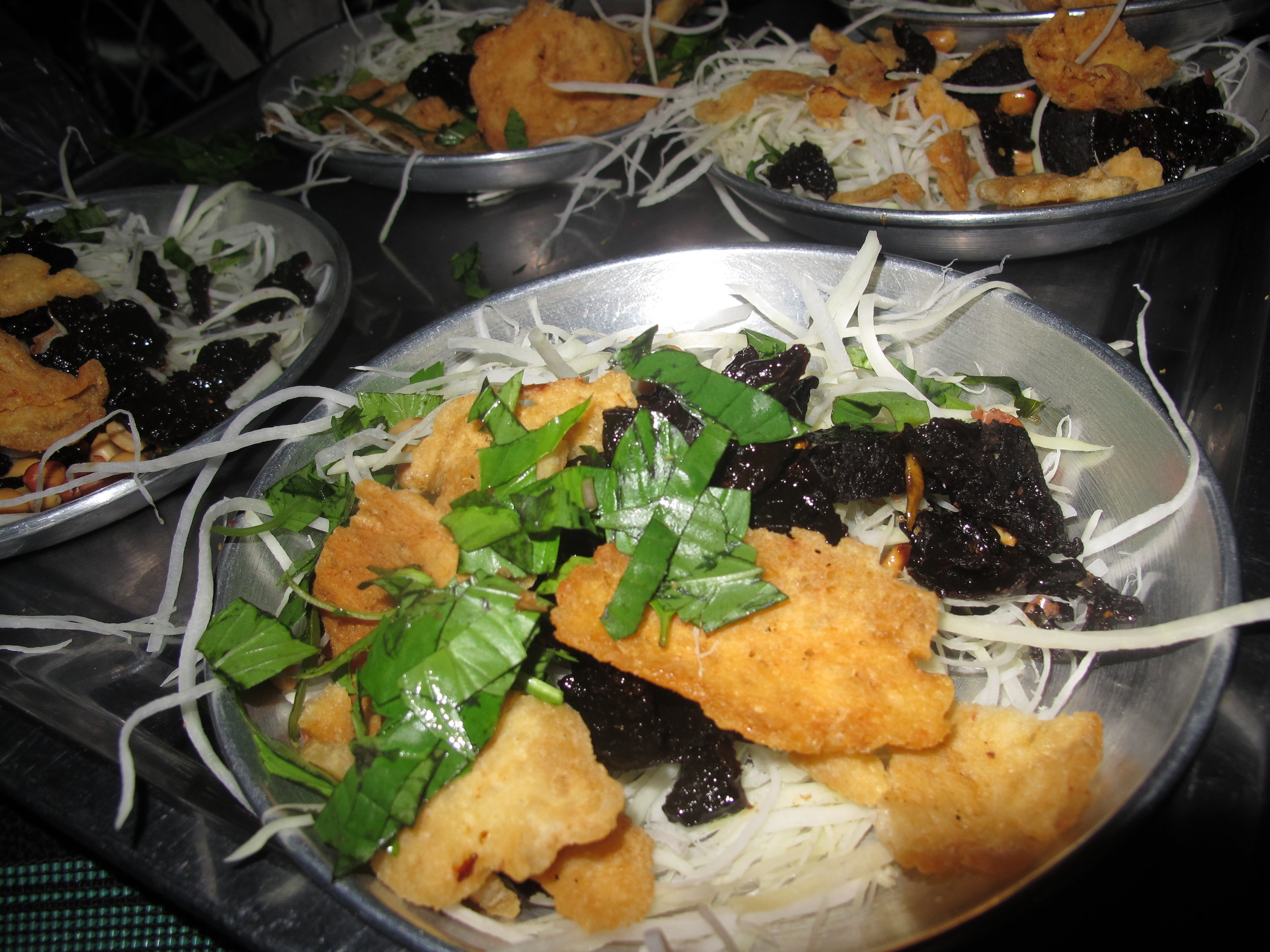 Saigon - Street Food Tour - Vietnamese Food.JPG