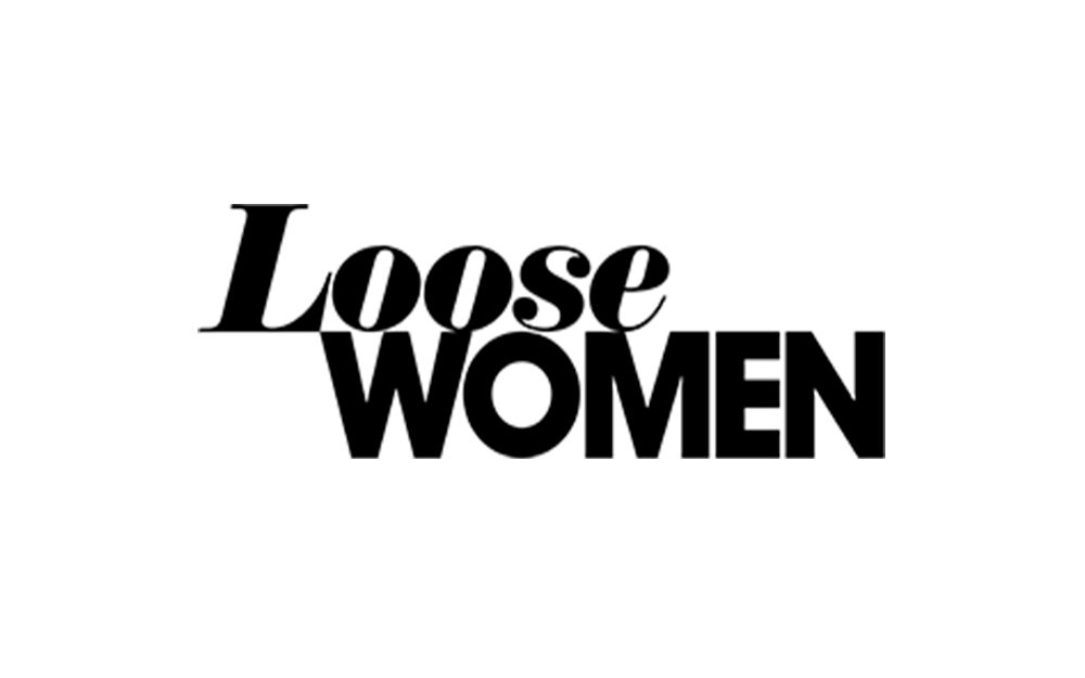 Appearing on Loose Women (TALK SHOW