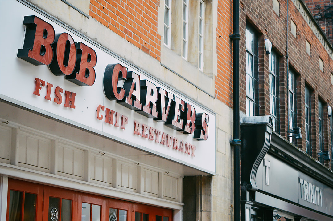 Bob Carver's Fish & Chips, Chapel Street