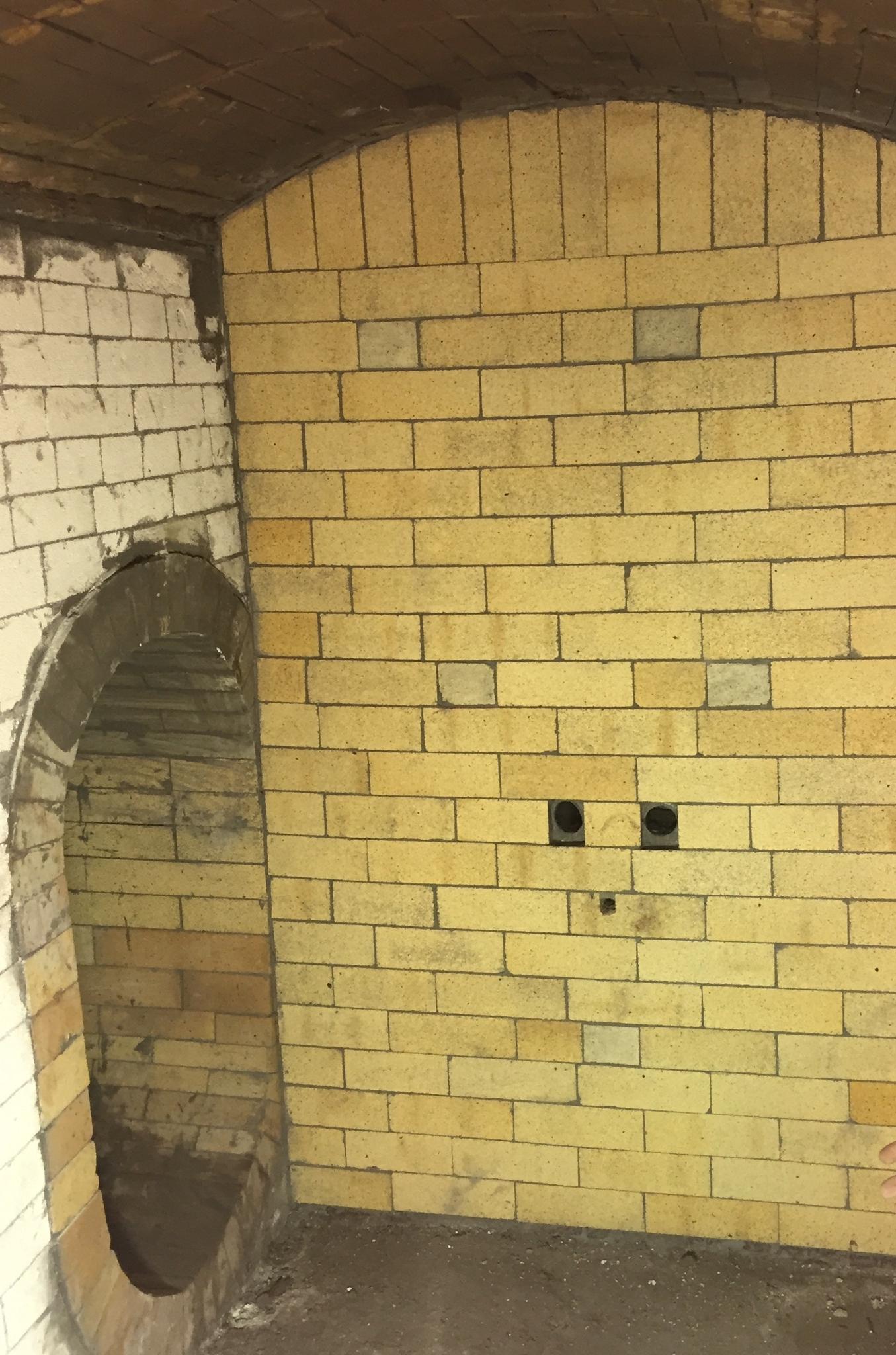 Strip Annealing Furnace Brick Repairs