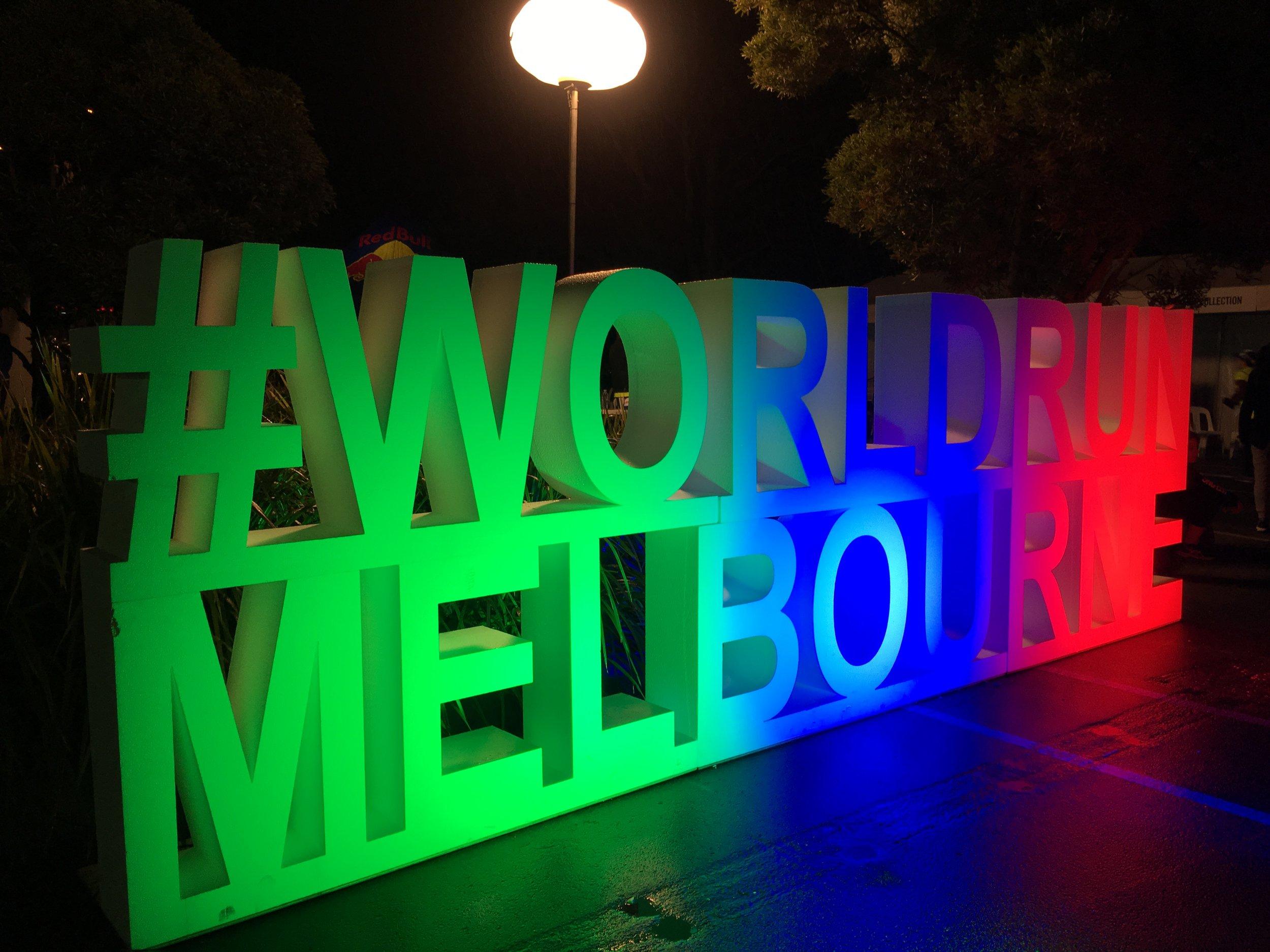 WORLD RUN MELBOURNE