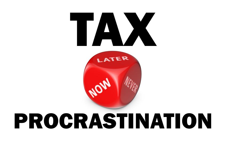 Procrastination red die.png
