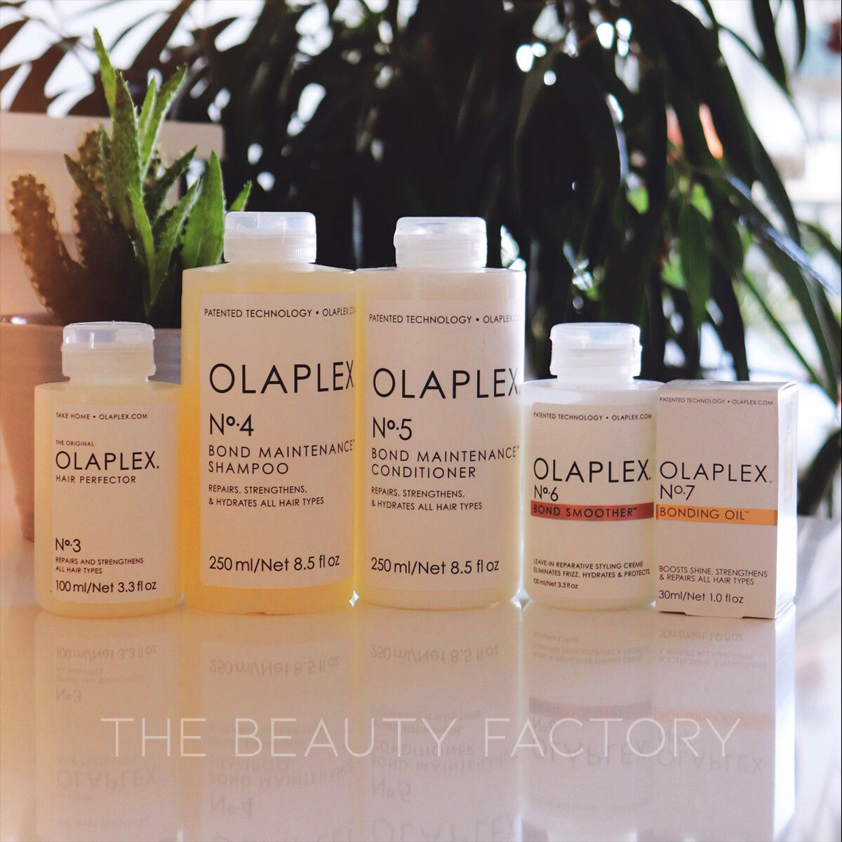 30% Off your take-home Olaplex products - When you come in for a stand-alone Olaplex treatment.