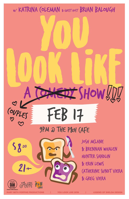 You Look Like a Comedy Show